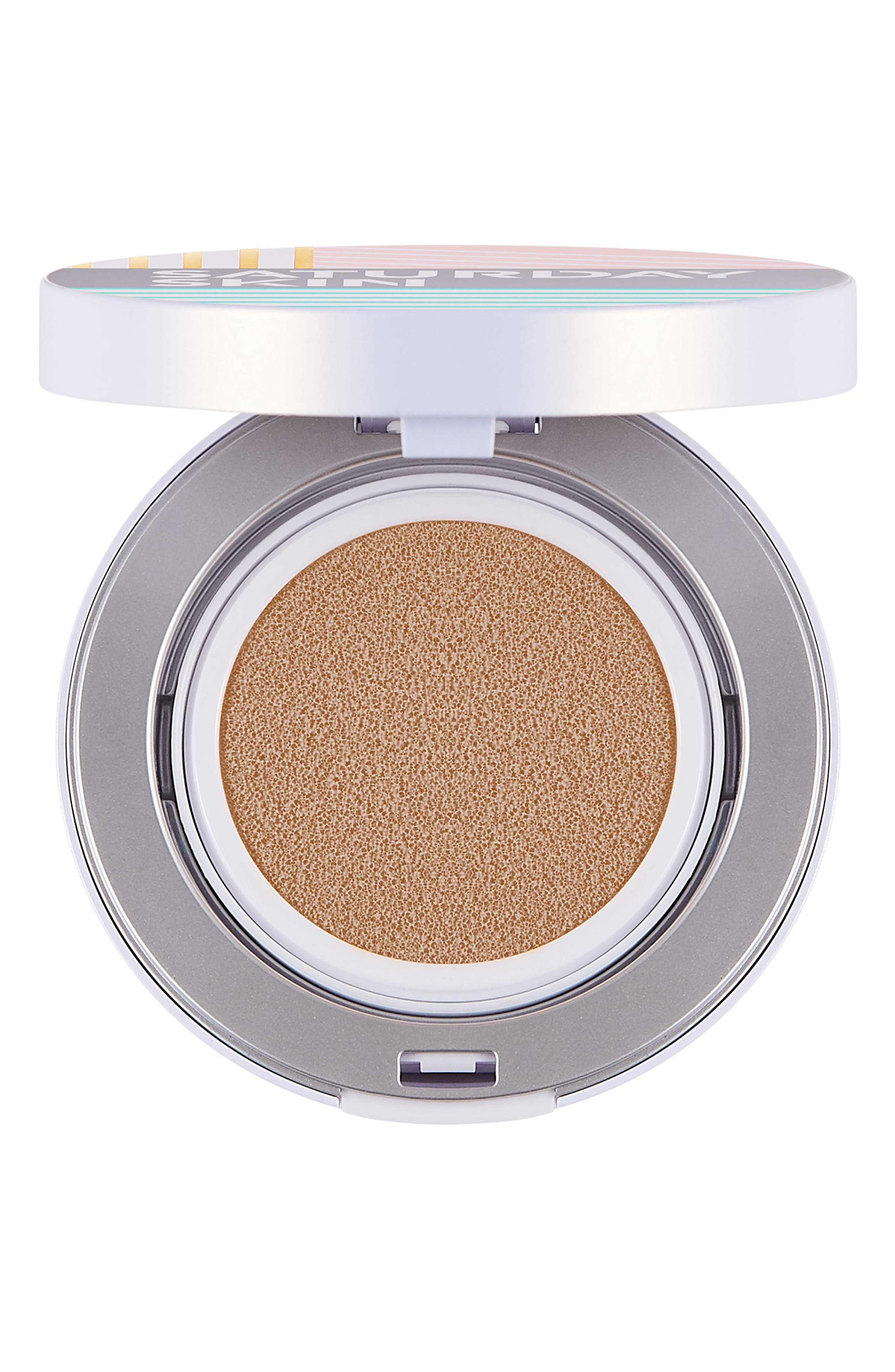 Main Image - Saturday Skin All Aglow Sunscreen Perfection Cushion Compact SPF 50