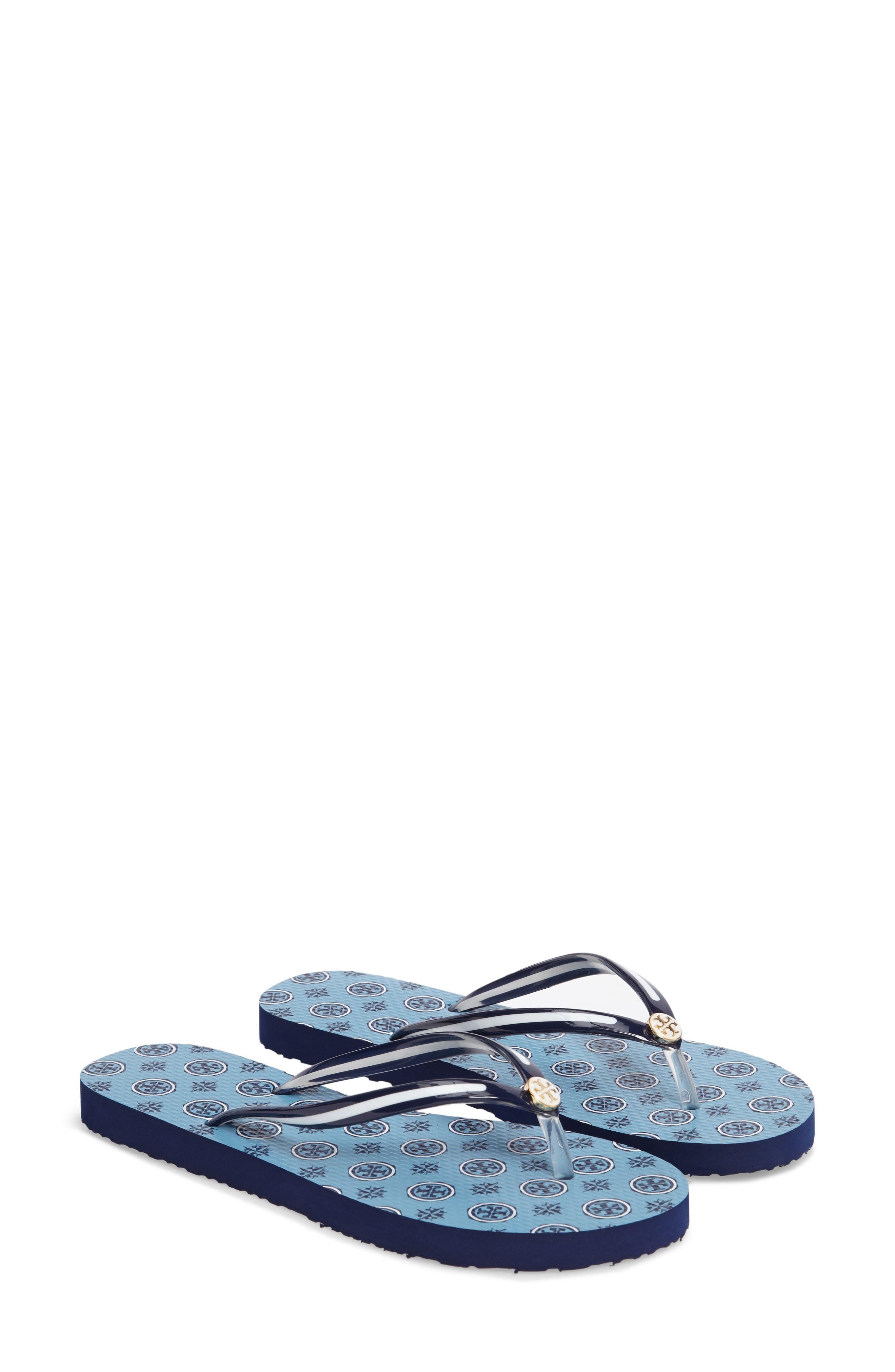 Main Image - Tory Burch Thin Flip Flop (Women)