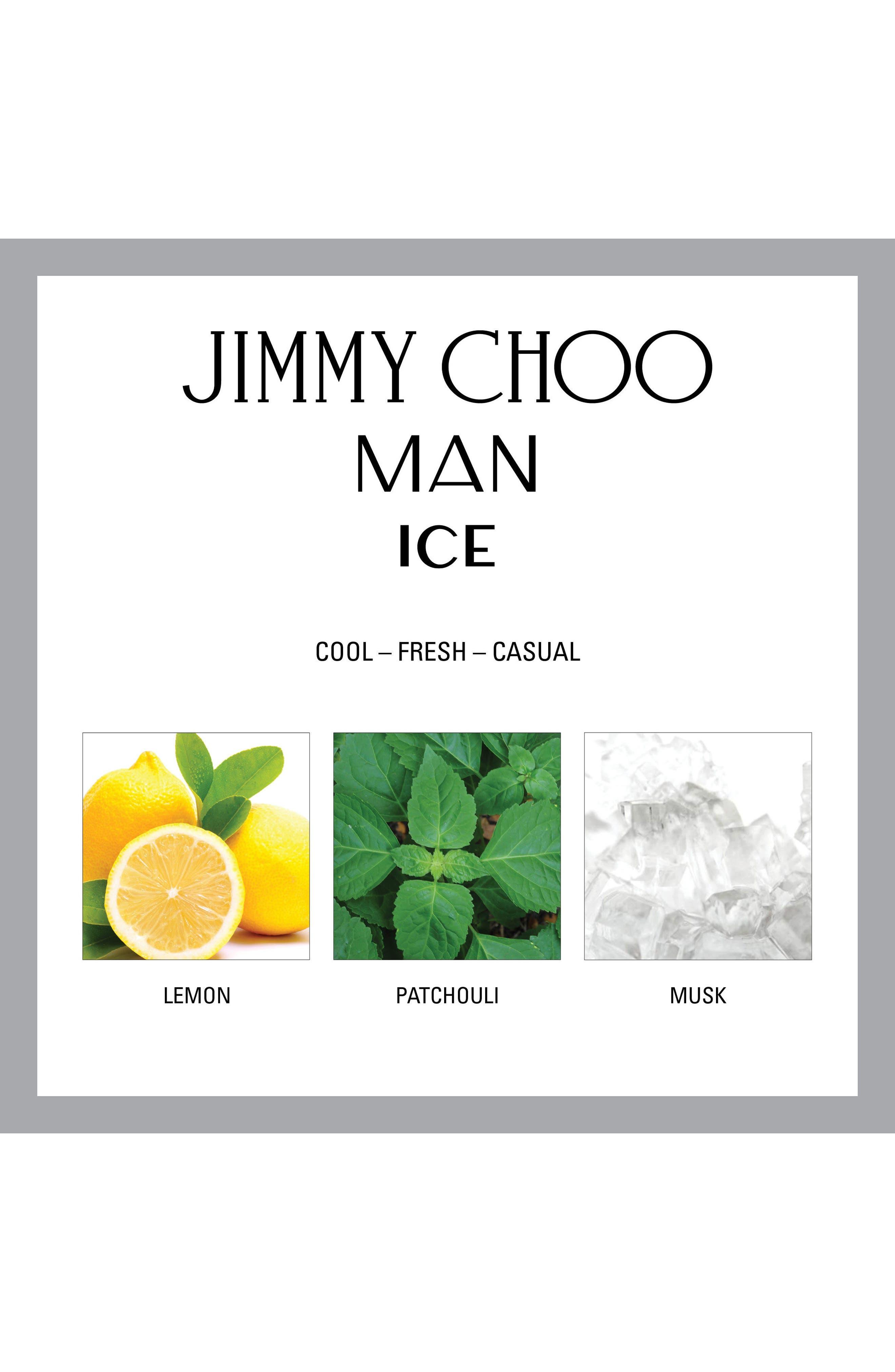 Alternate Image 3  - Jimmy Choo MAN Ice Eau de Toilette