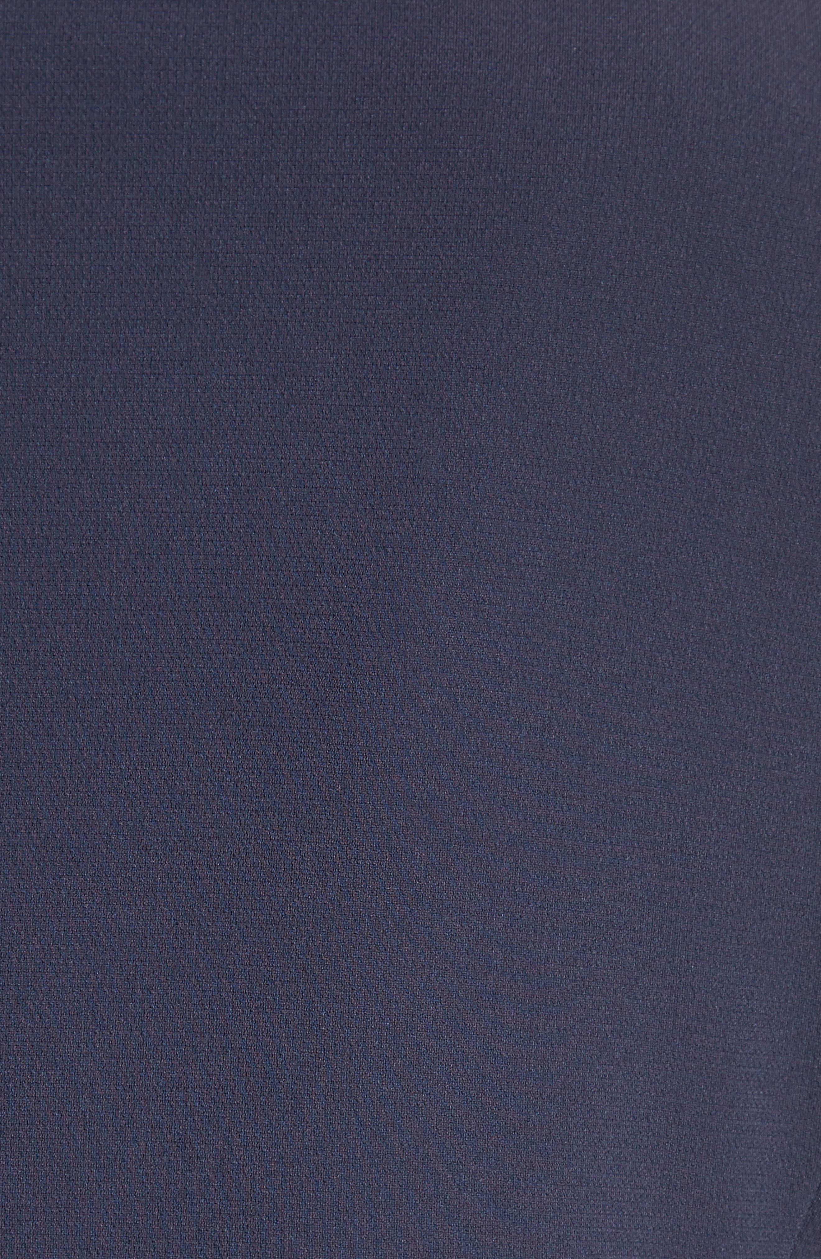 Durata Ruffle Blazer,                             Alternate thumbnail 3, color,                             Ultra Marine