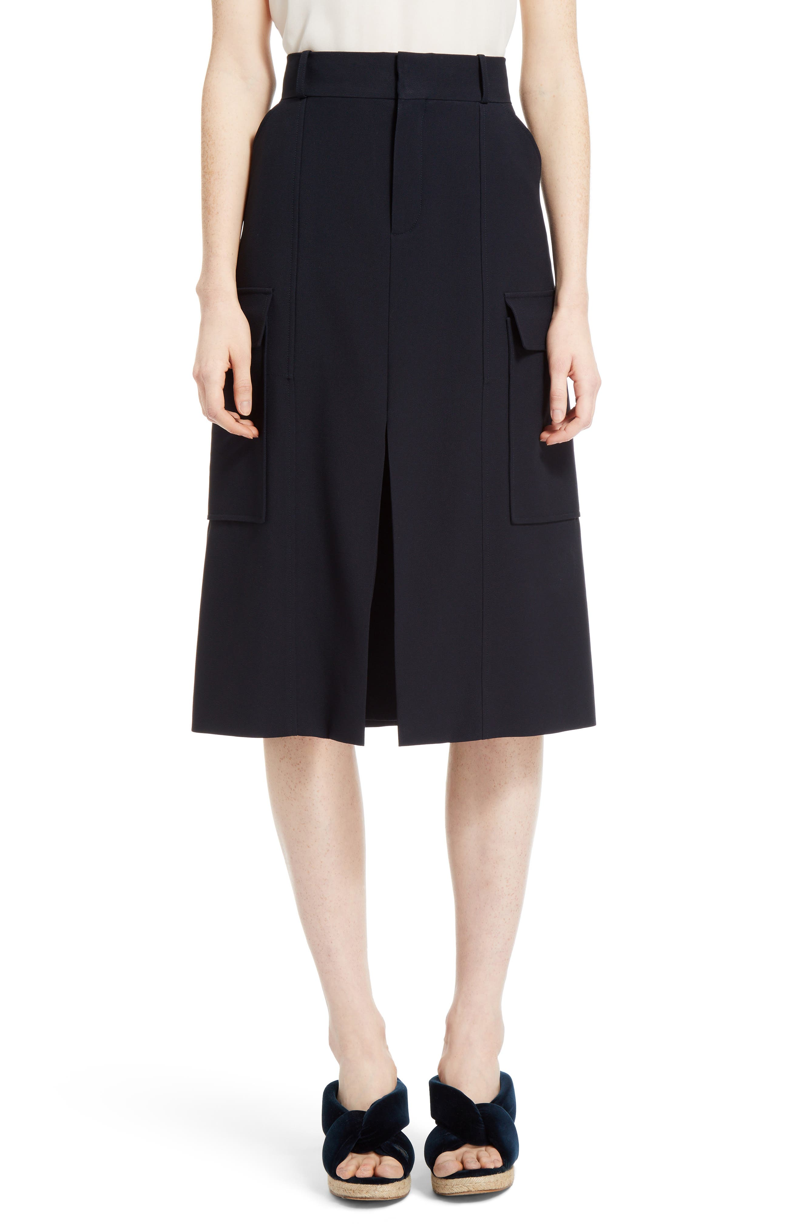 Main Image - Chloé Cady Skirt