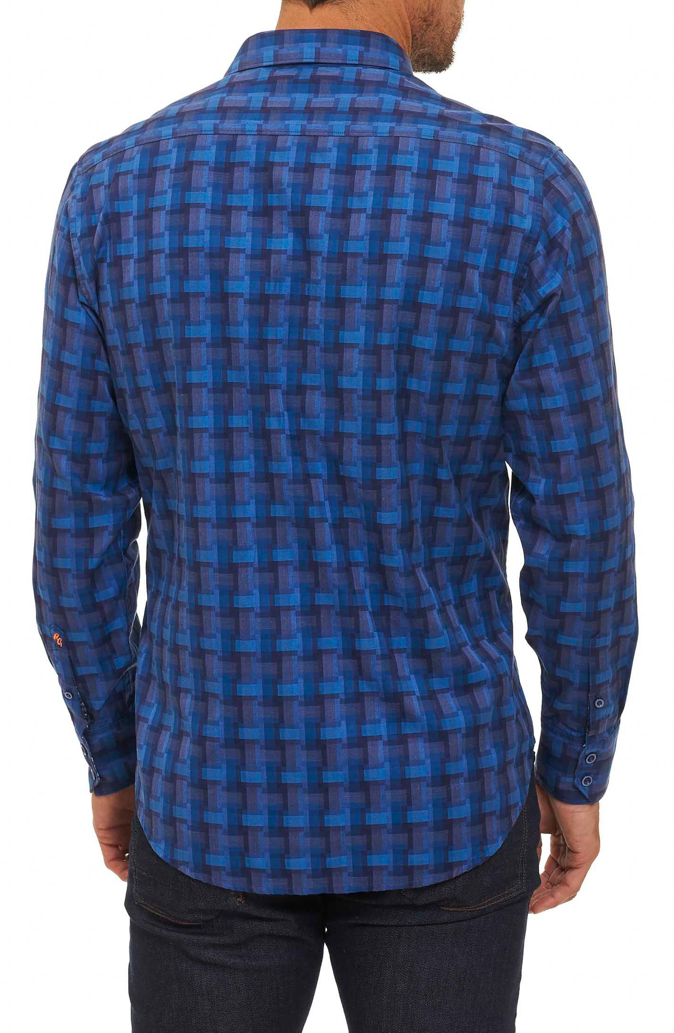 Alternate Image 2  - Robert Graham Burman Classic Fit Sport Shirt