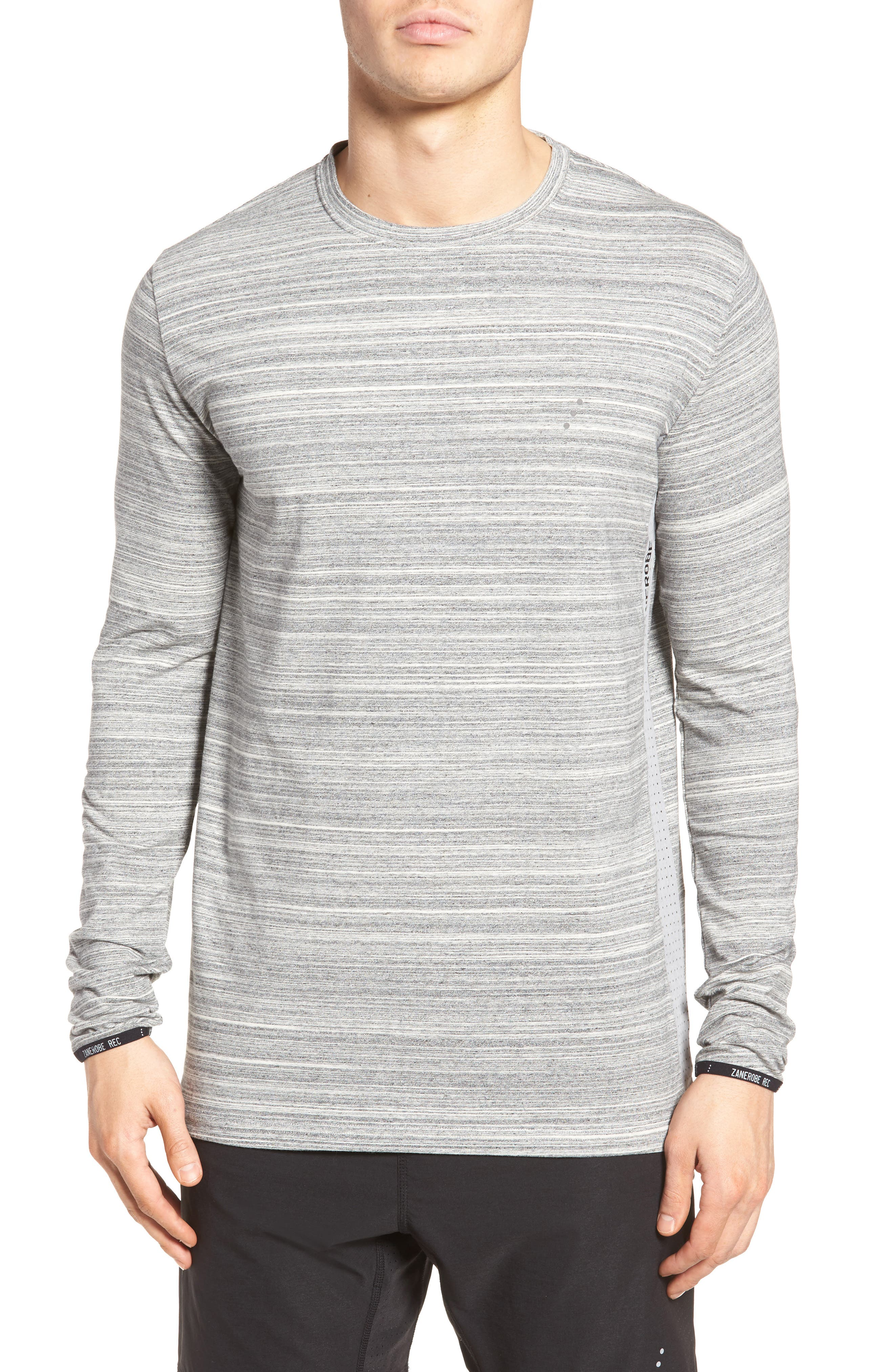 ZANEROBE REC Flintlock Longline T-Shirt