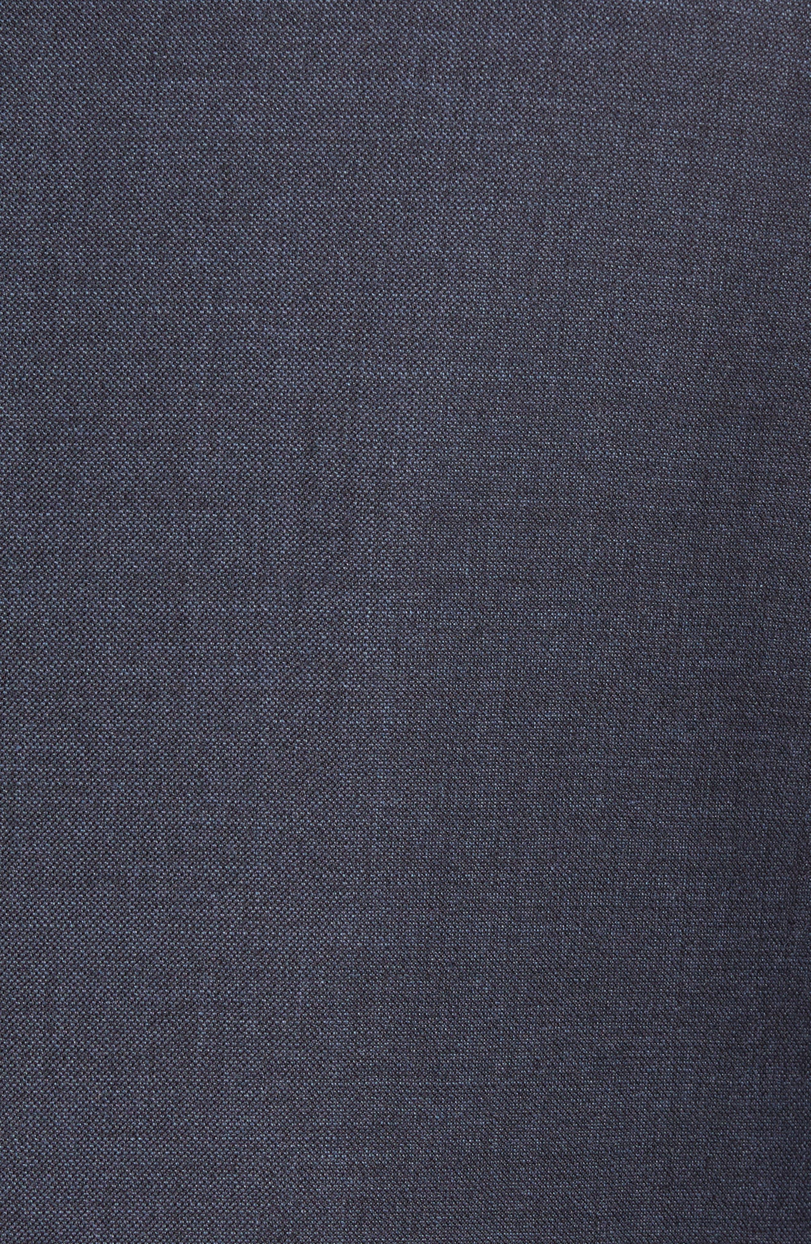 Alternate Image 4  - J.Crew Ludlow Trim Fit Solid Wool Sport Coat