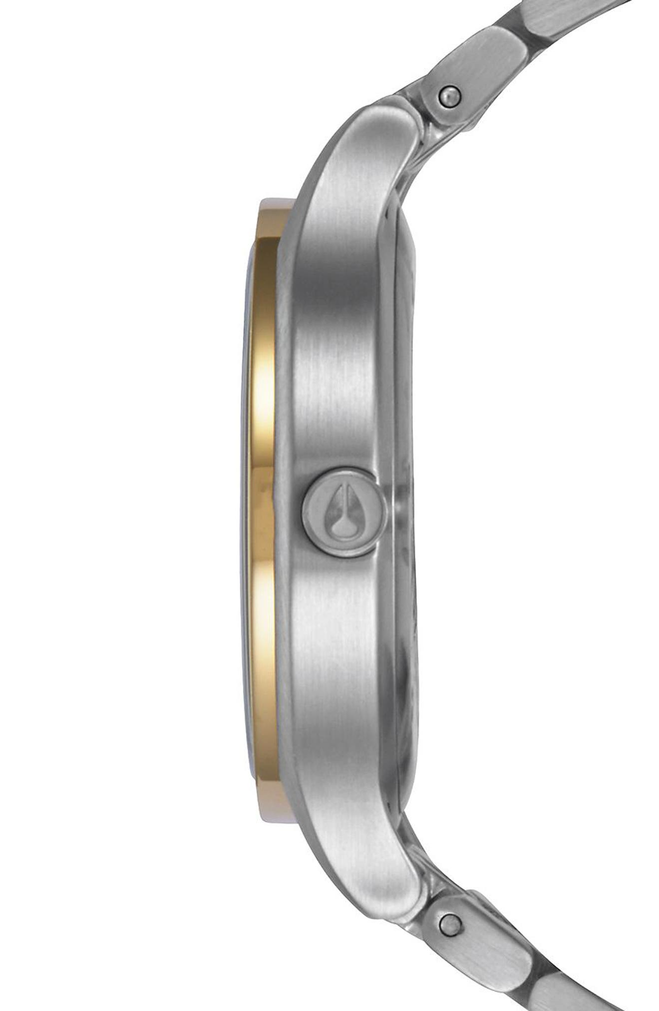 Sala Bracelet Watch, 38mm,                             Alternate thumbnail 3, color,                             Silver/ Gold