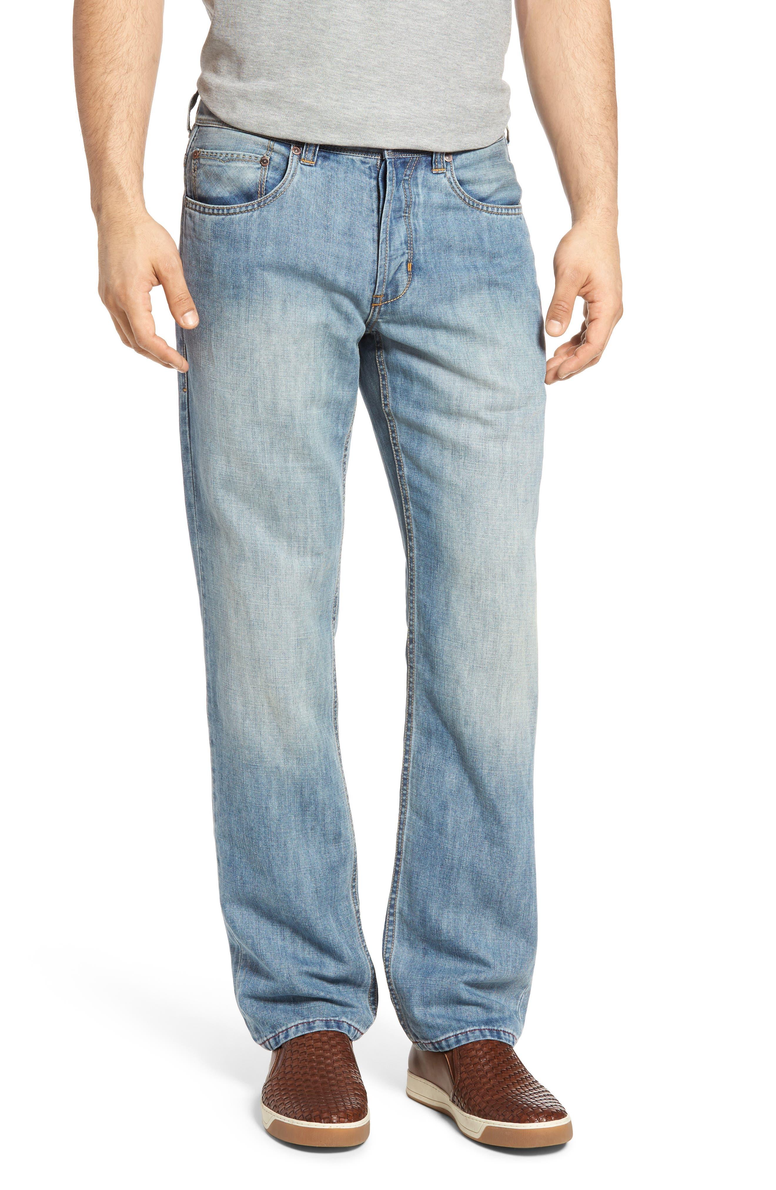 Main Image - Tommy Bahama Cozumel Straight Leg Jeans