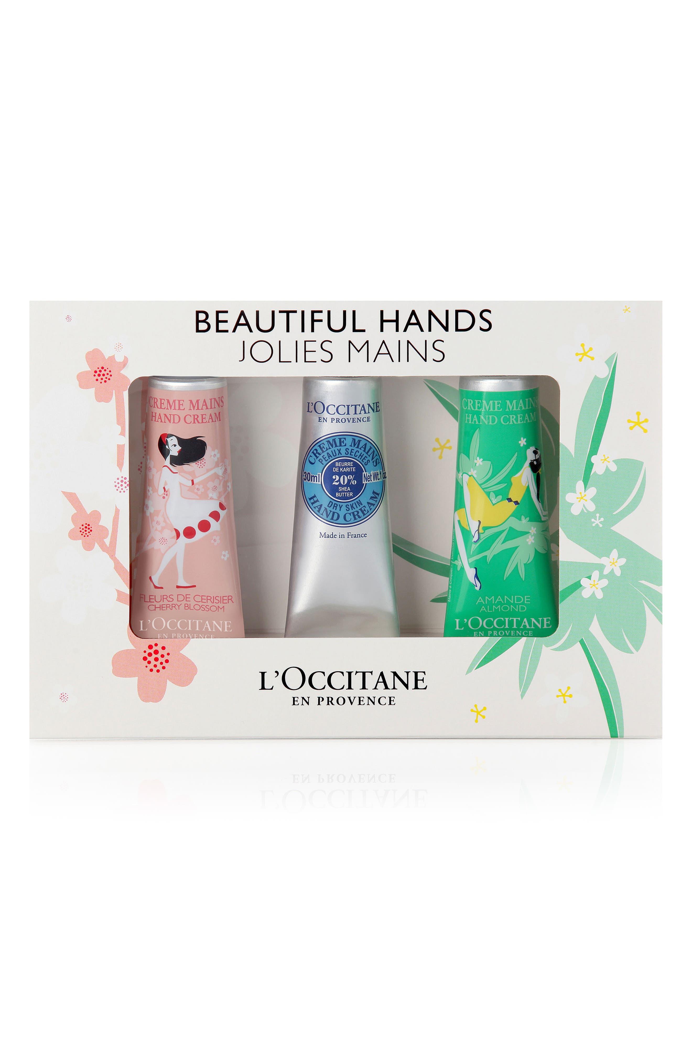 Beautiful Hands Trio,                         Main,                         color, No Color