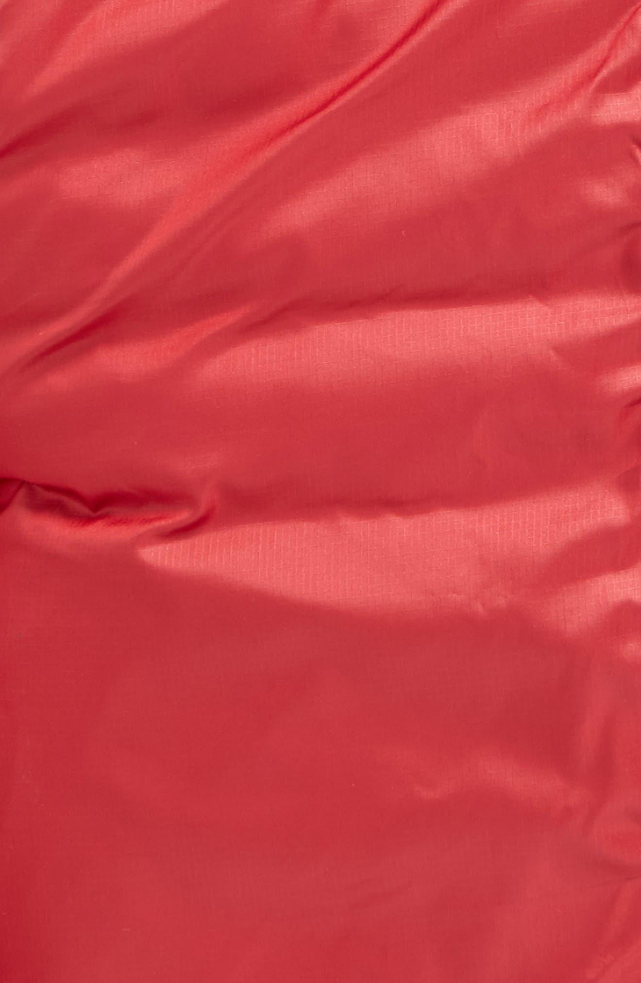 Alternate Image 3  - Patagonia Reversible Down Sweater Hoodie (Baby Boys)