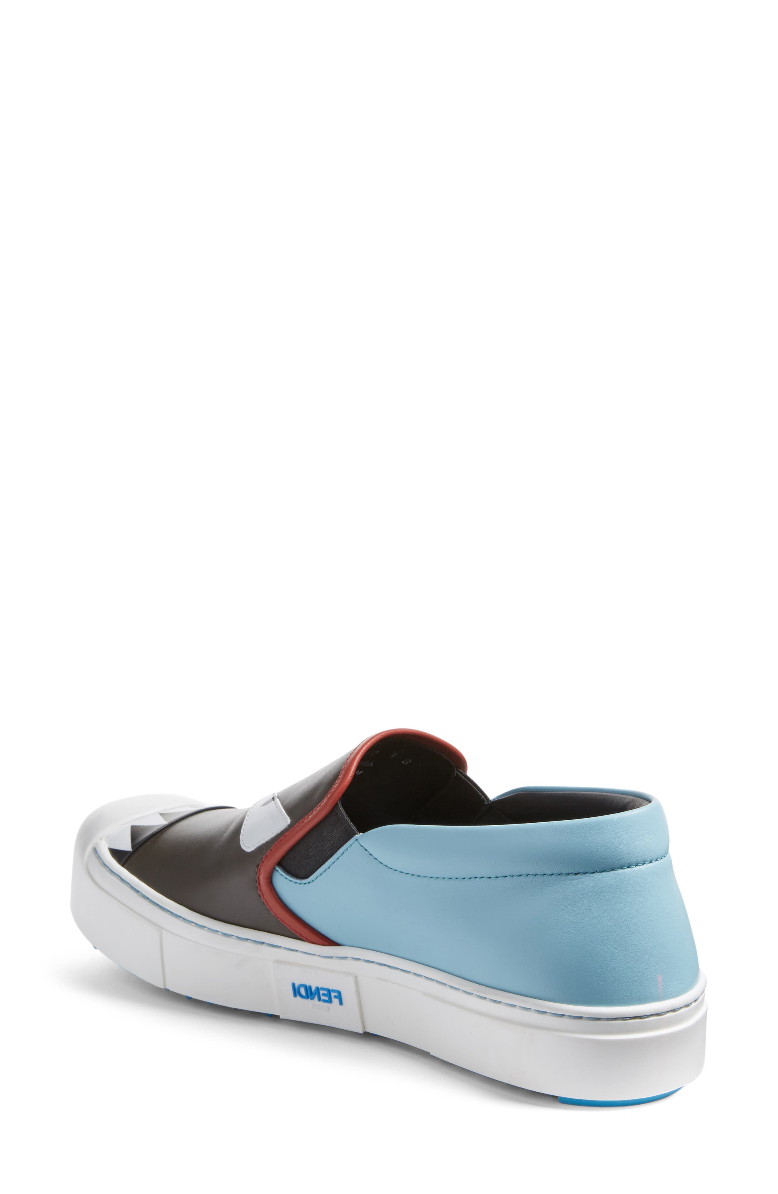 Alternate Image 2  - Fendi Monster Sneaker (Women)