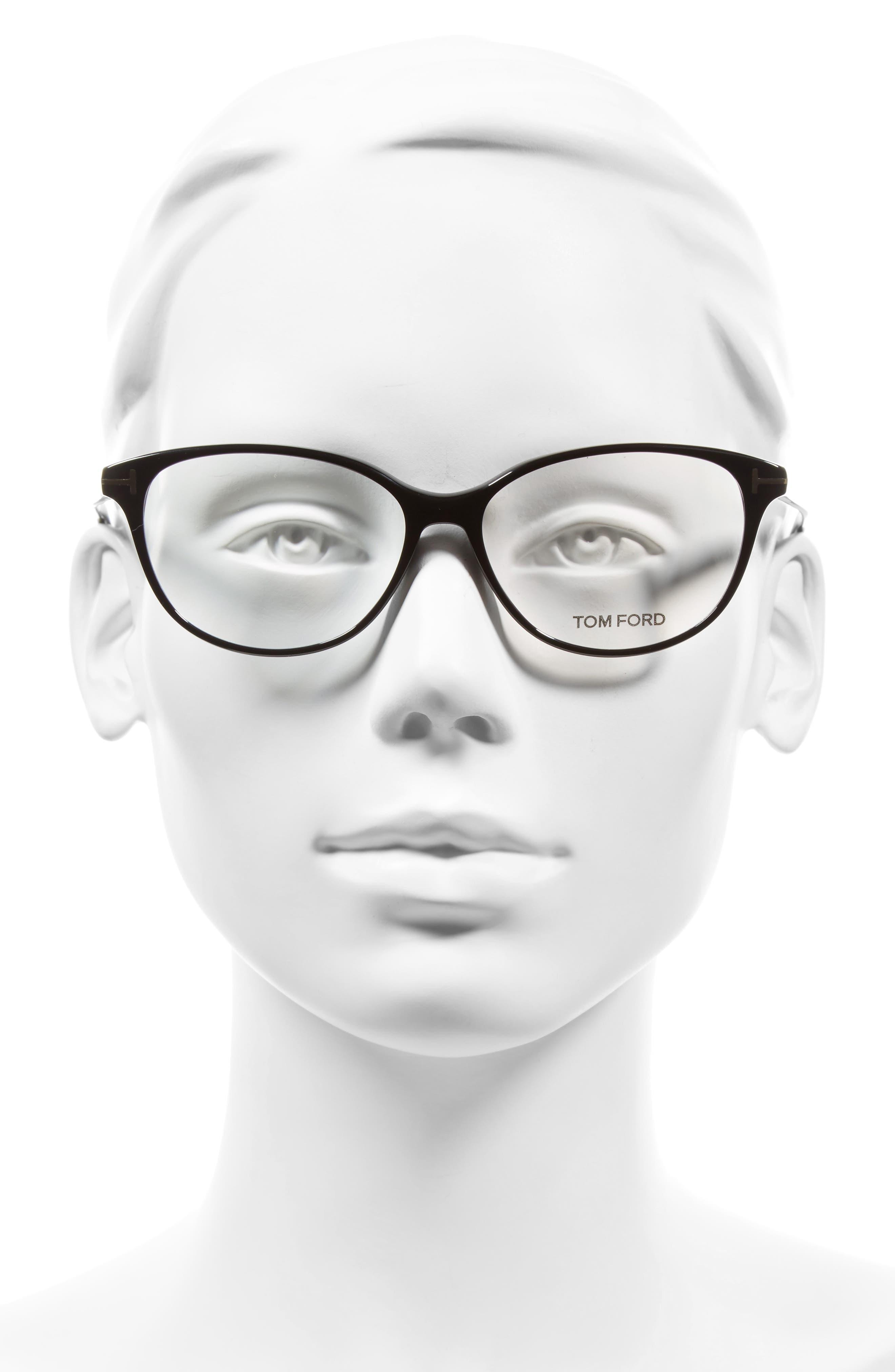 Alternate Image 2  - Tom Ford 55mm Optical Glasses
