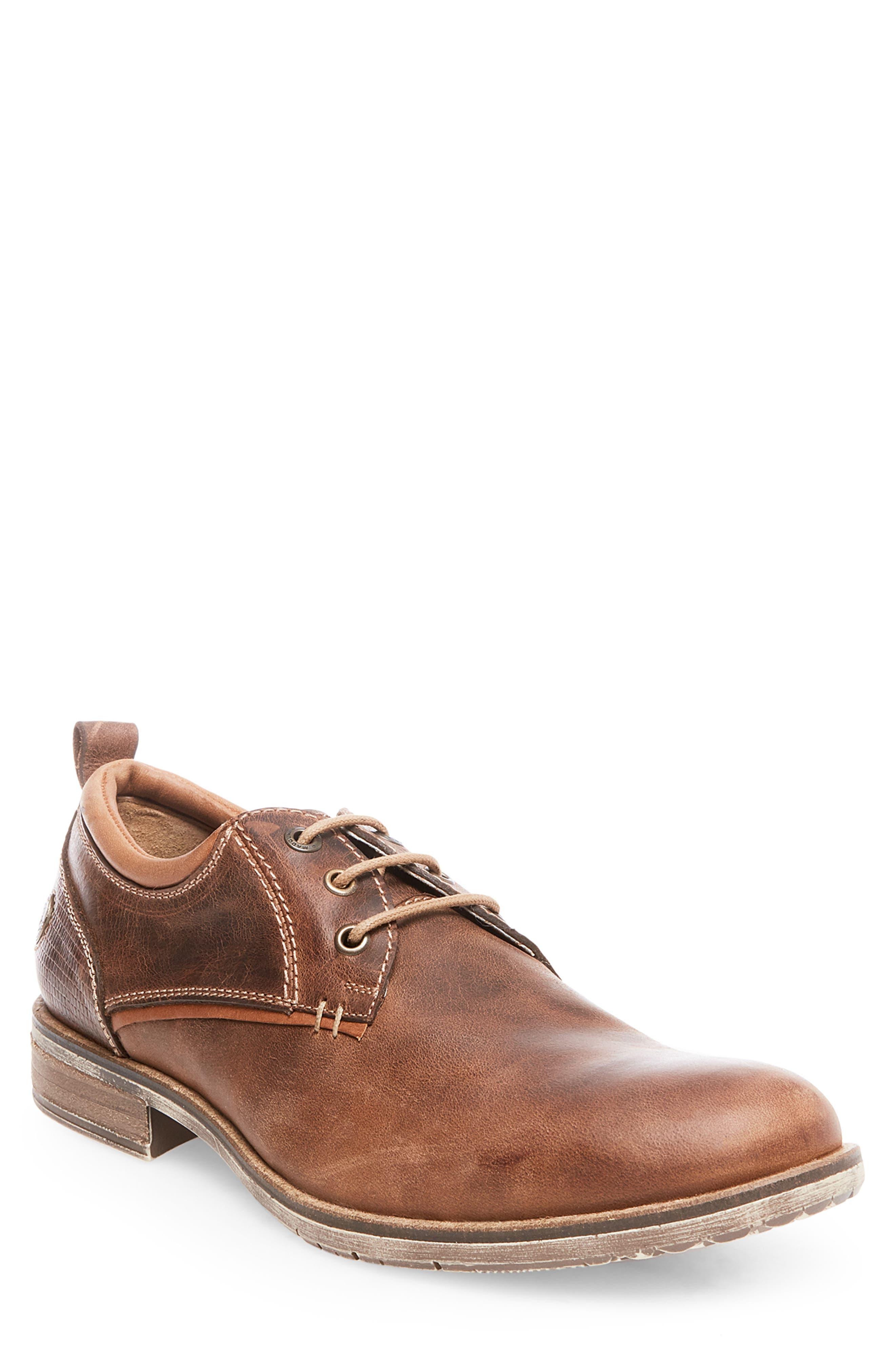 Steve Madden Narrate Plain Toe Derby (Men)