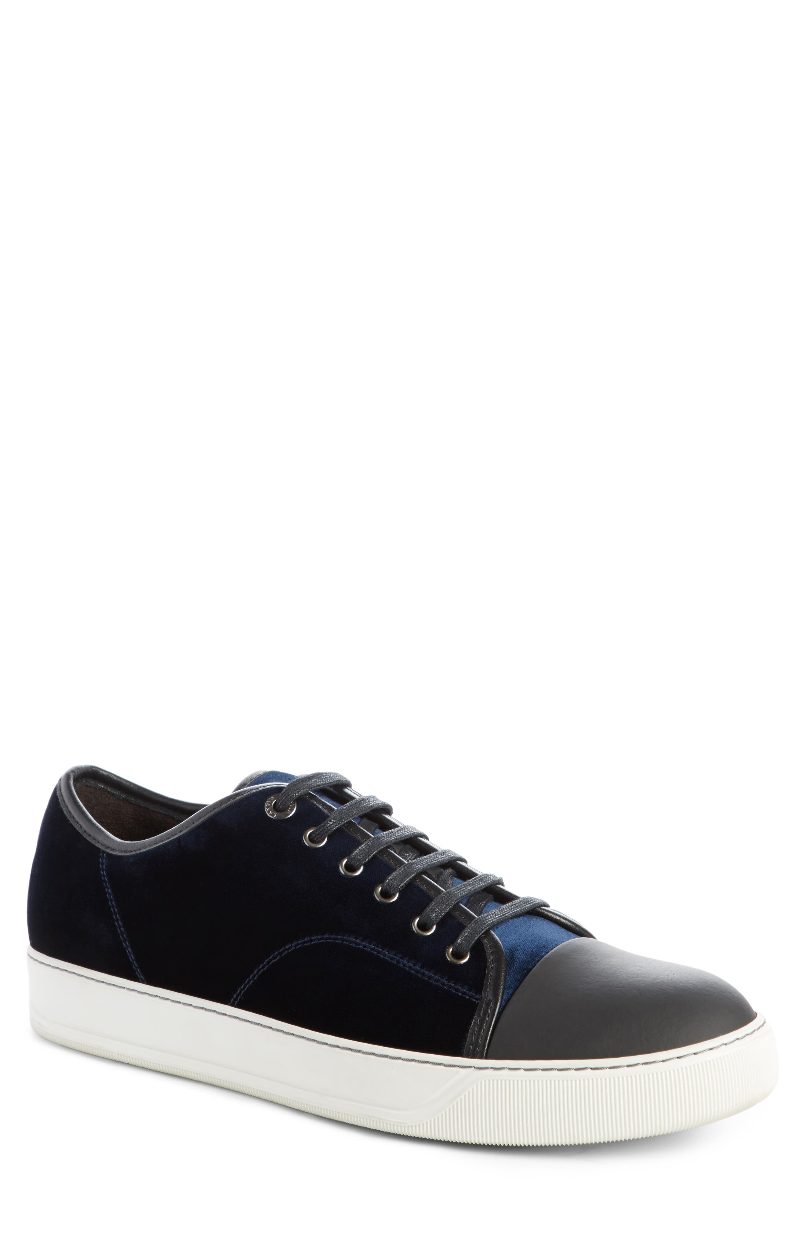 Alternate Image 1 Selected - Lanvin Low Top Sneaker (Men)