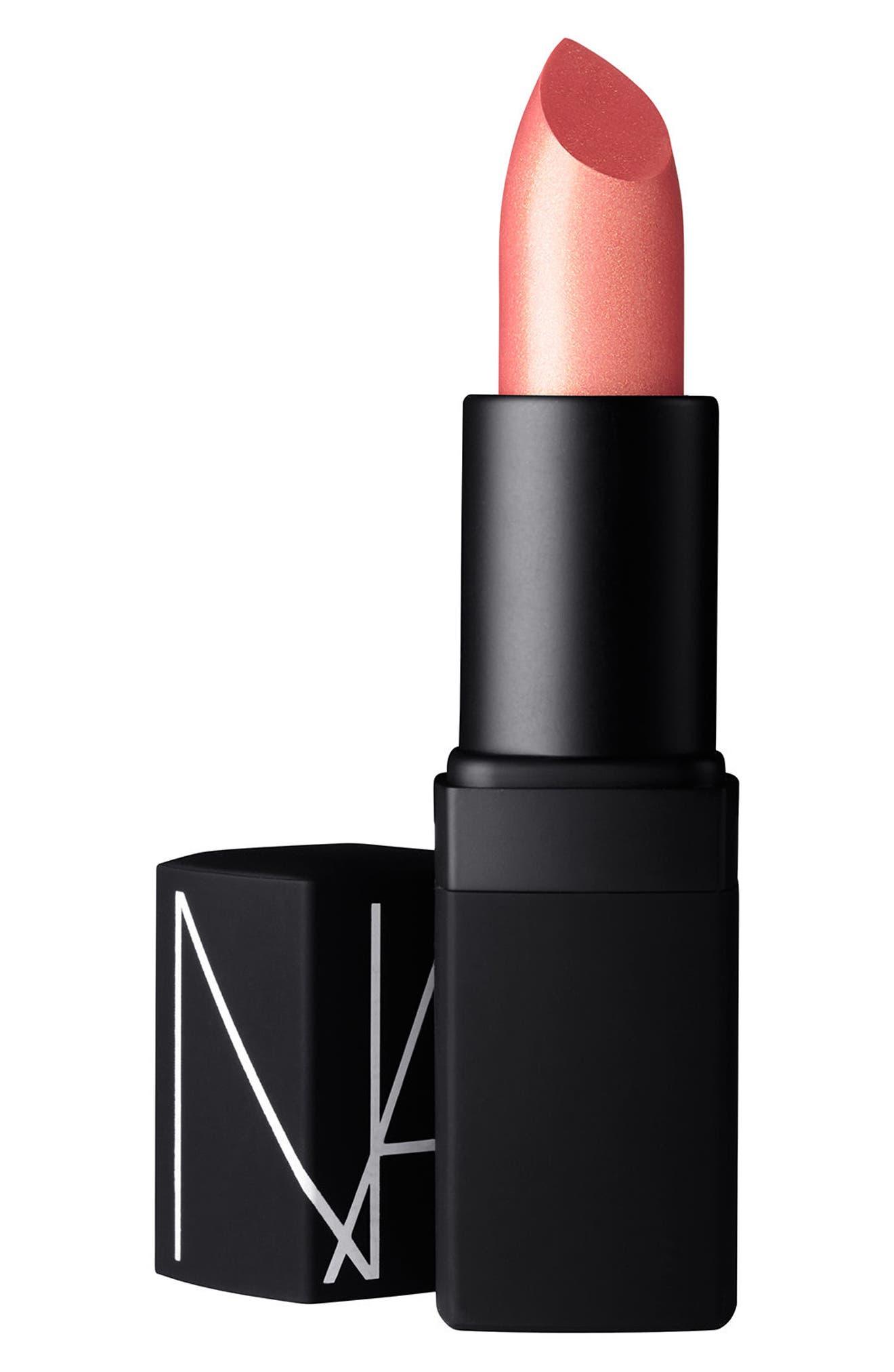 Orgasm Satin Lipstick,                         Main,                         color, Orgasm