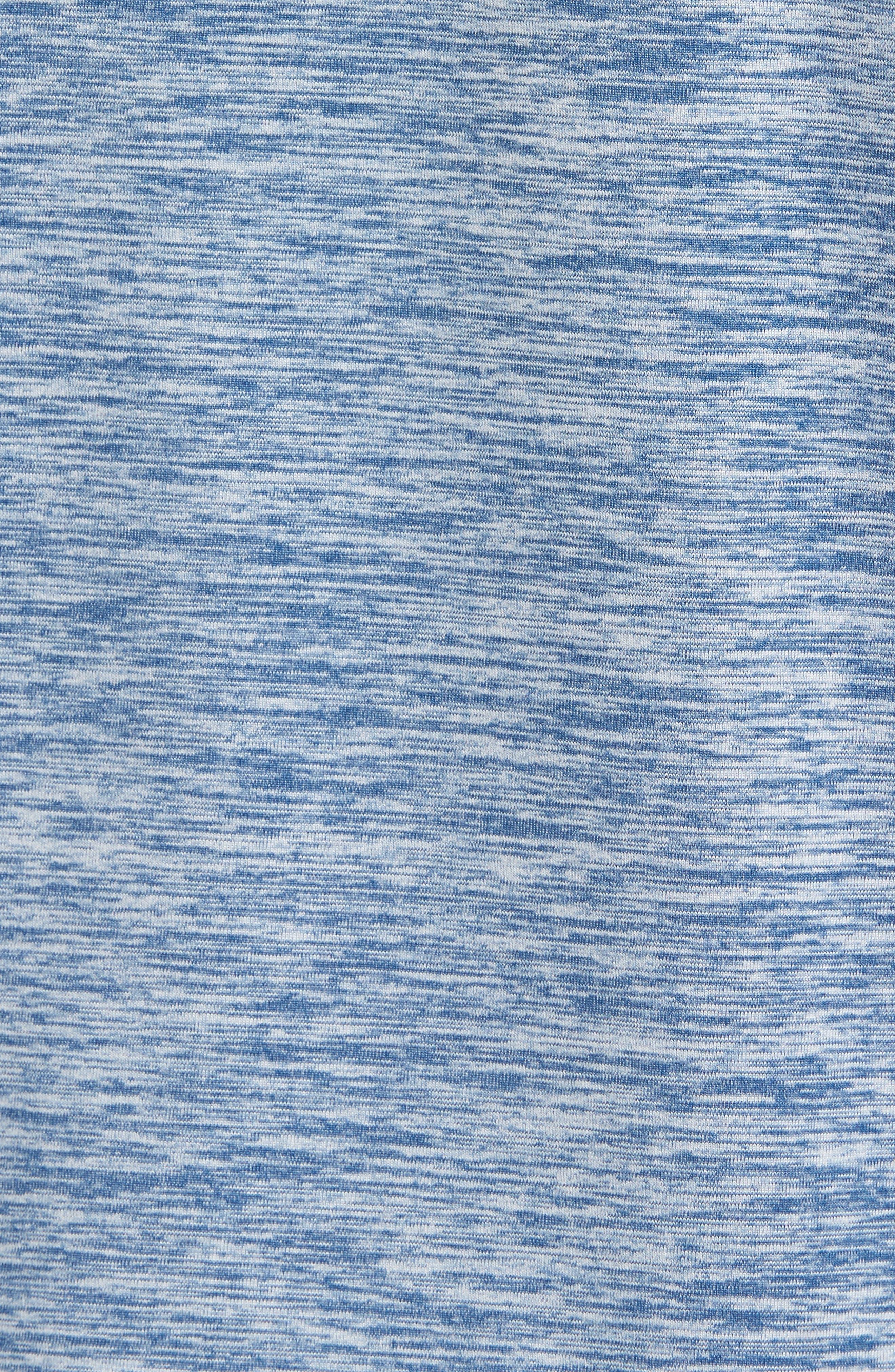 Alternate Image 6  - Zella Celsian Quarter Zip Pullover
