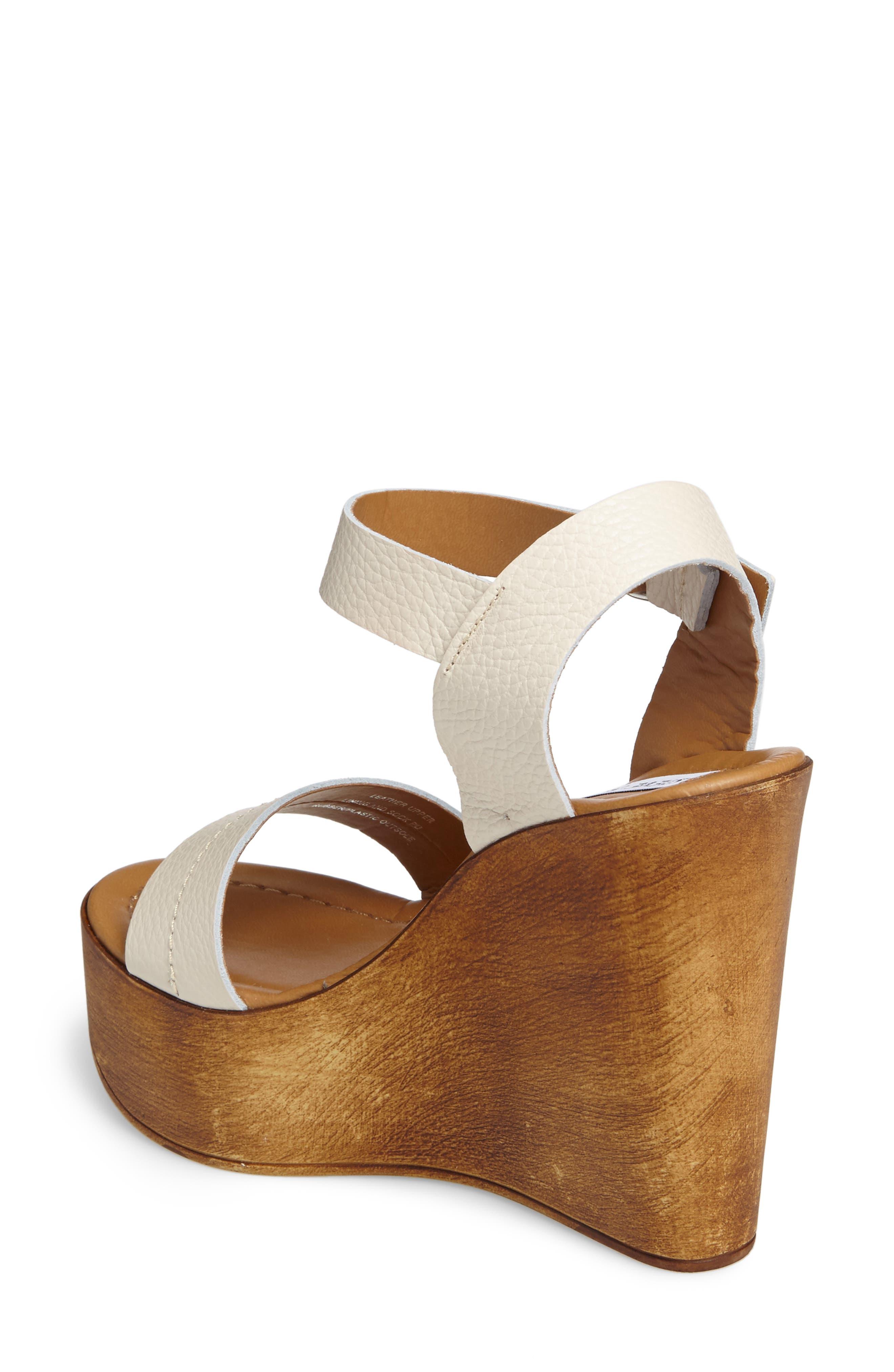 Alternate Image 2  - Steve Madden Belma Wedge Sandal (Women)