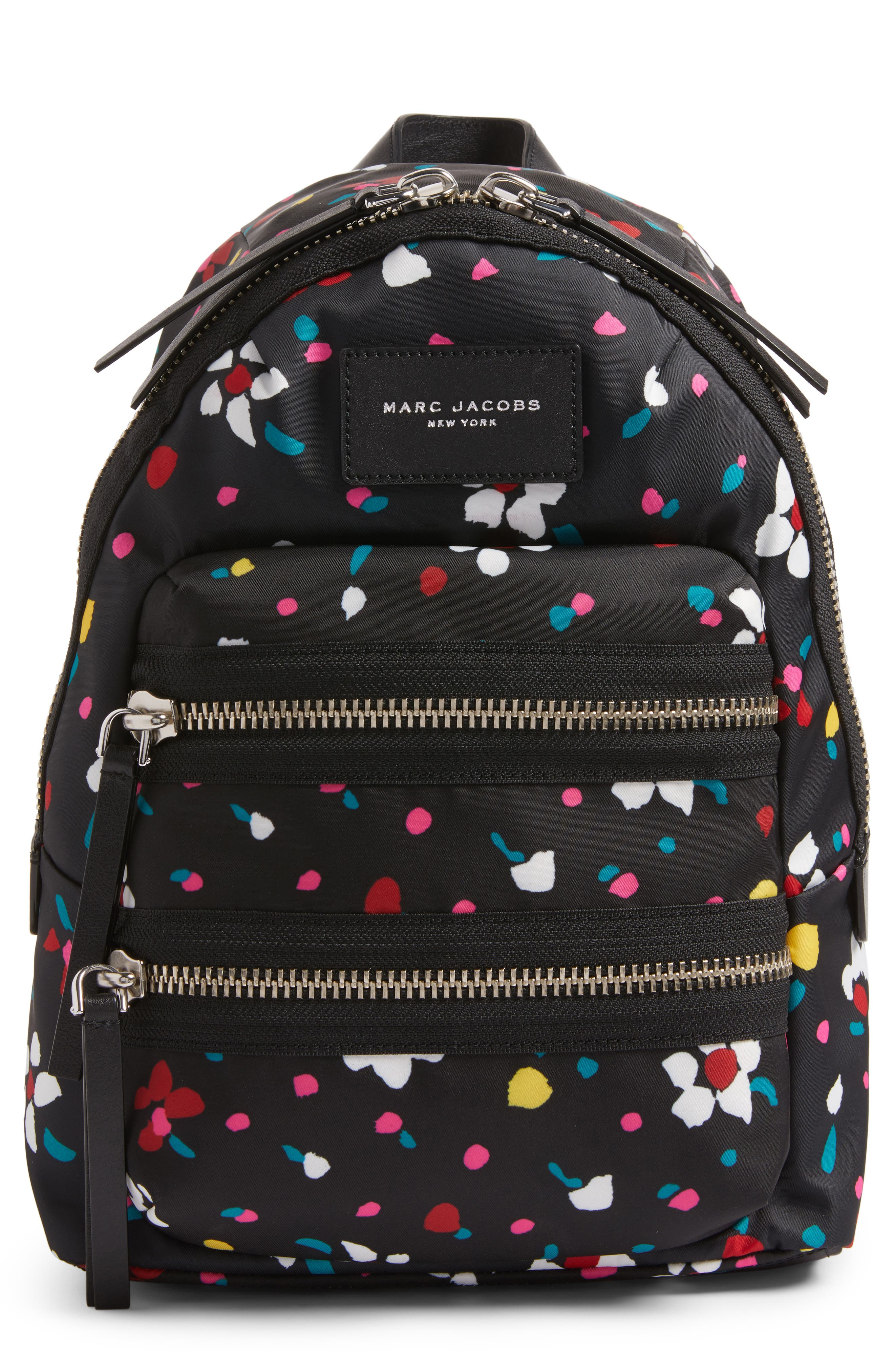 Main Image - MARC JACOBS Mini Biker Backpack (Nordstrom Exclusive)