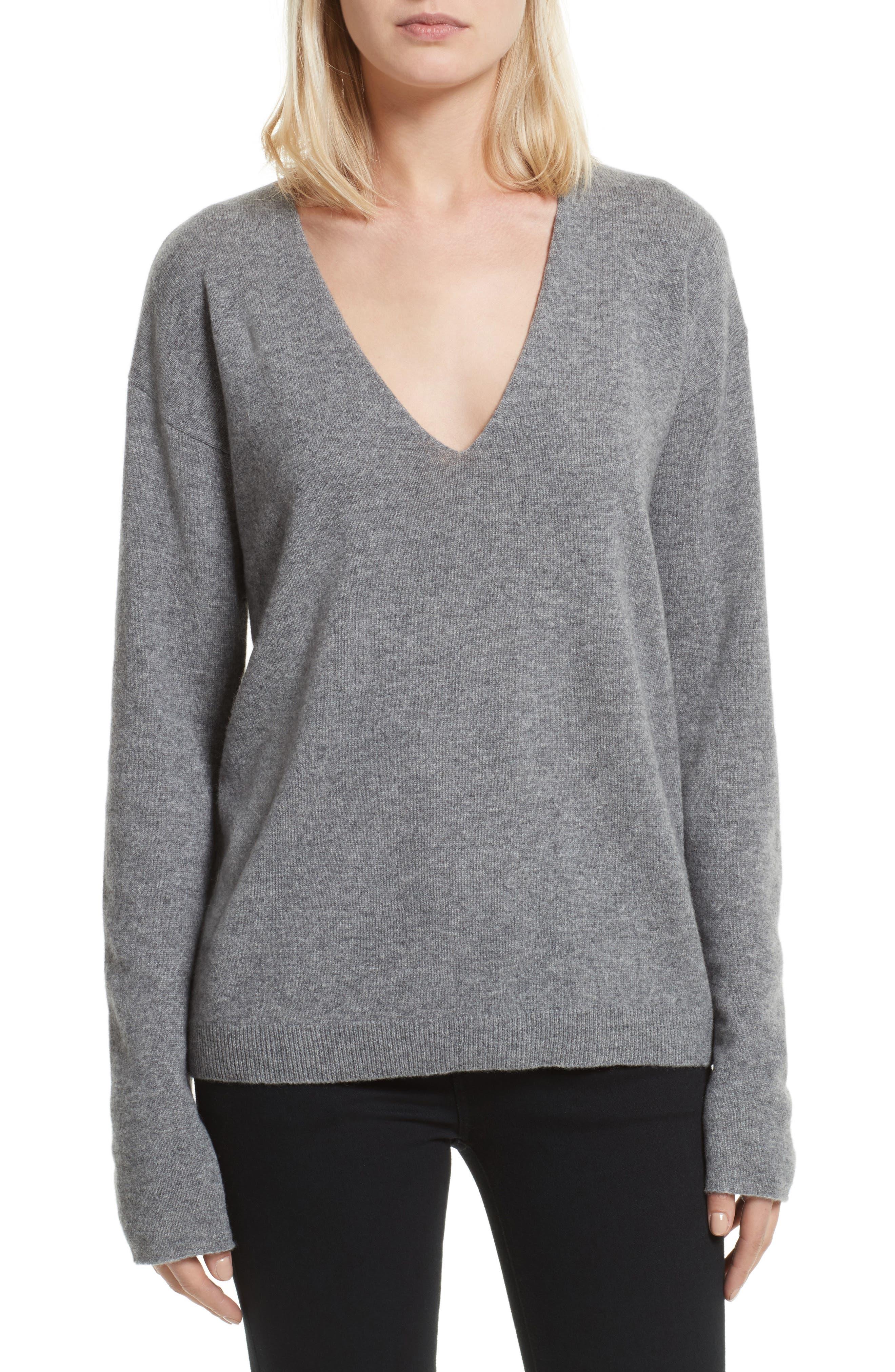 Equipment Elaine Oversize Cashmere Sweater
