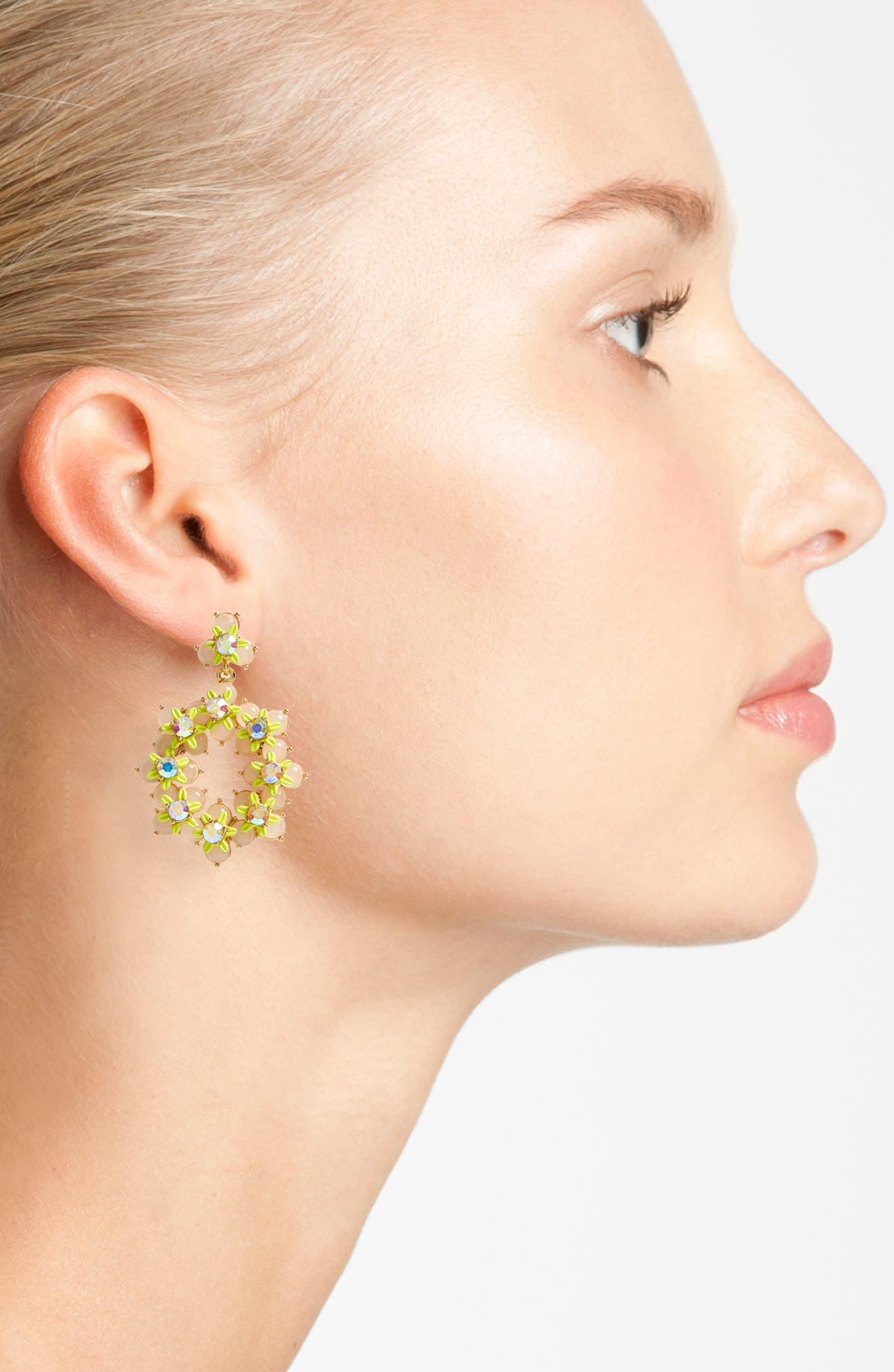 Alternate Image 2  - Baublebar Carmelita Drop Earrings