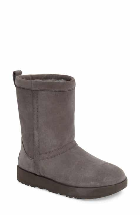 5ad32faf073 UGG® Classic Short Waterproof Boot (Women)