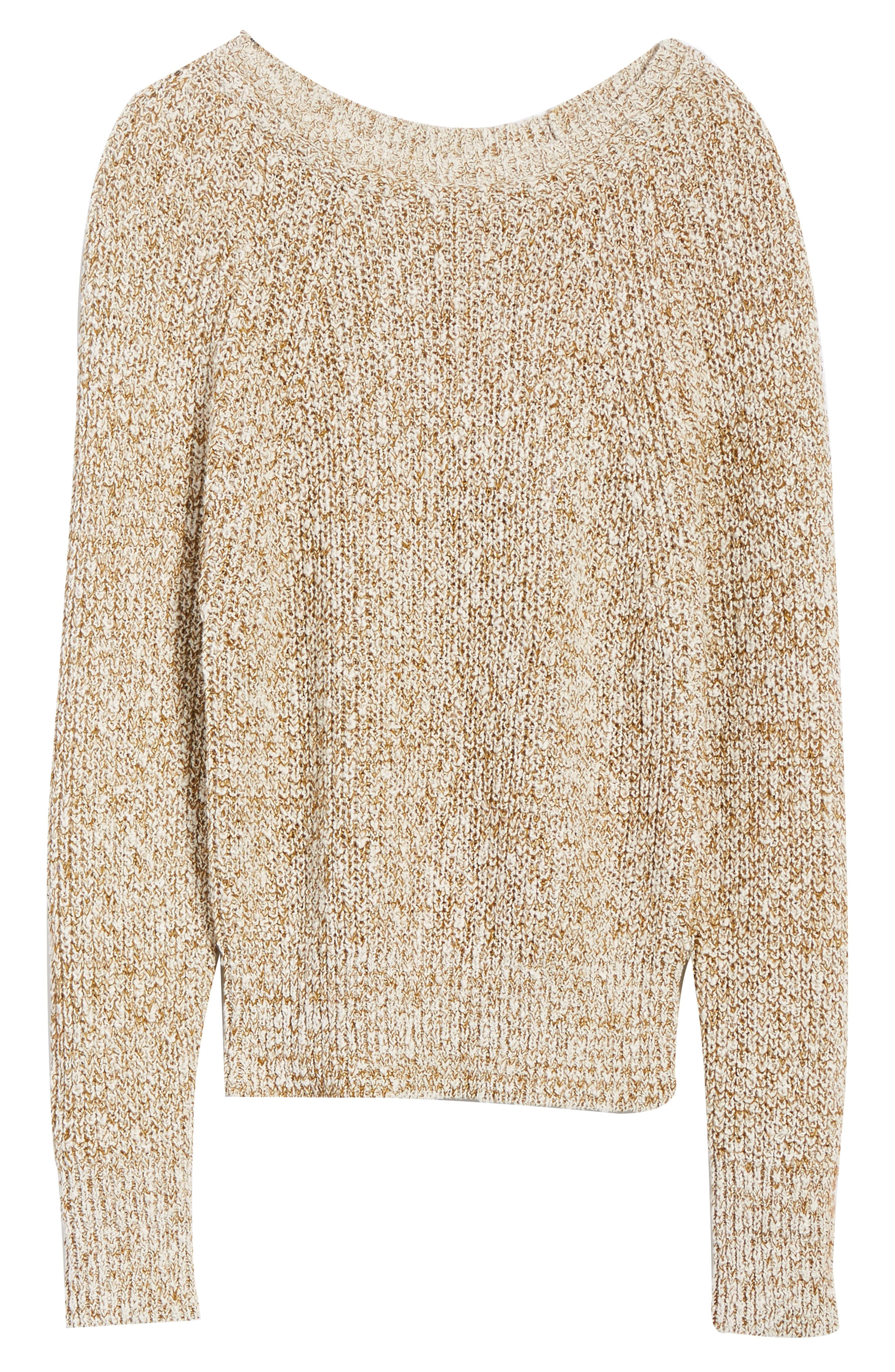 Alternate Image 6  - Free People Electric City Pullover Sweater