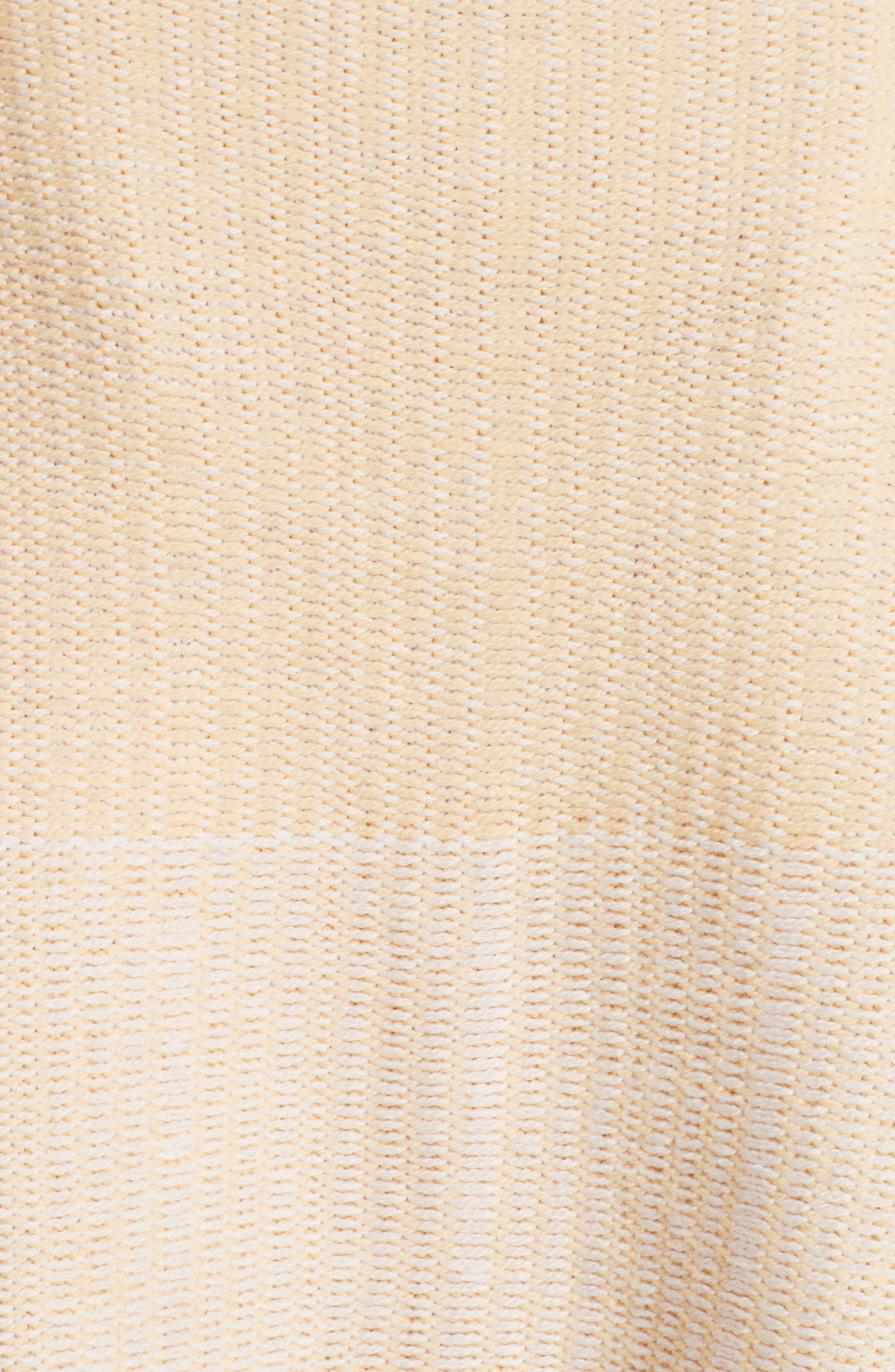 Vented Dolman Sweater,                             Alternate thumbnail 3, color,                             Chamois