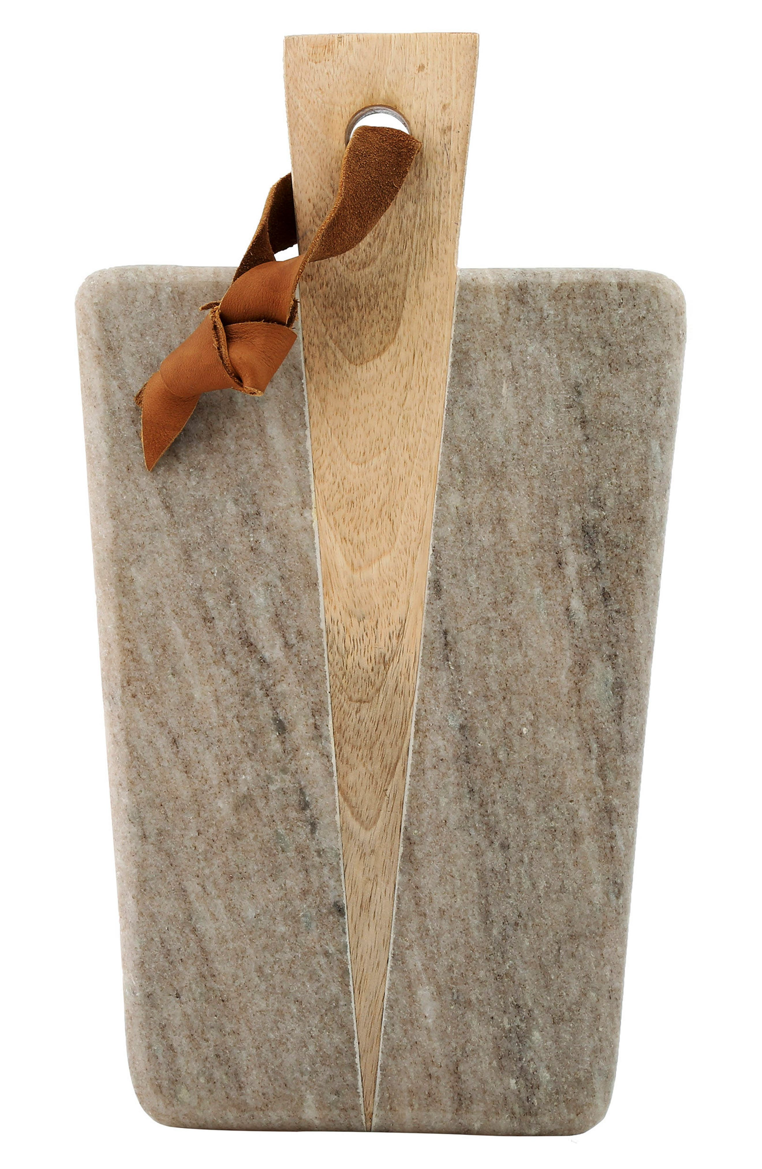 Thirstystone Marble & Wood Paddle Board