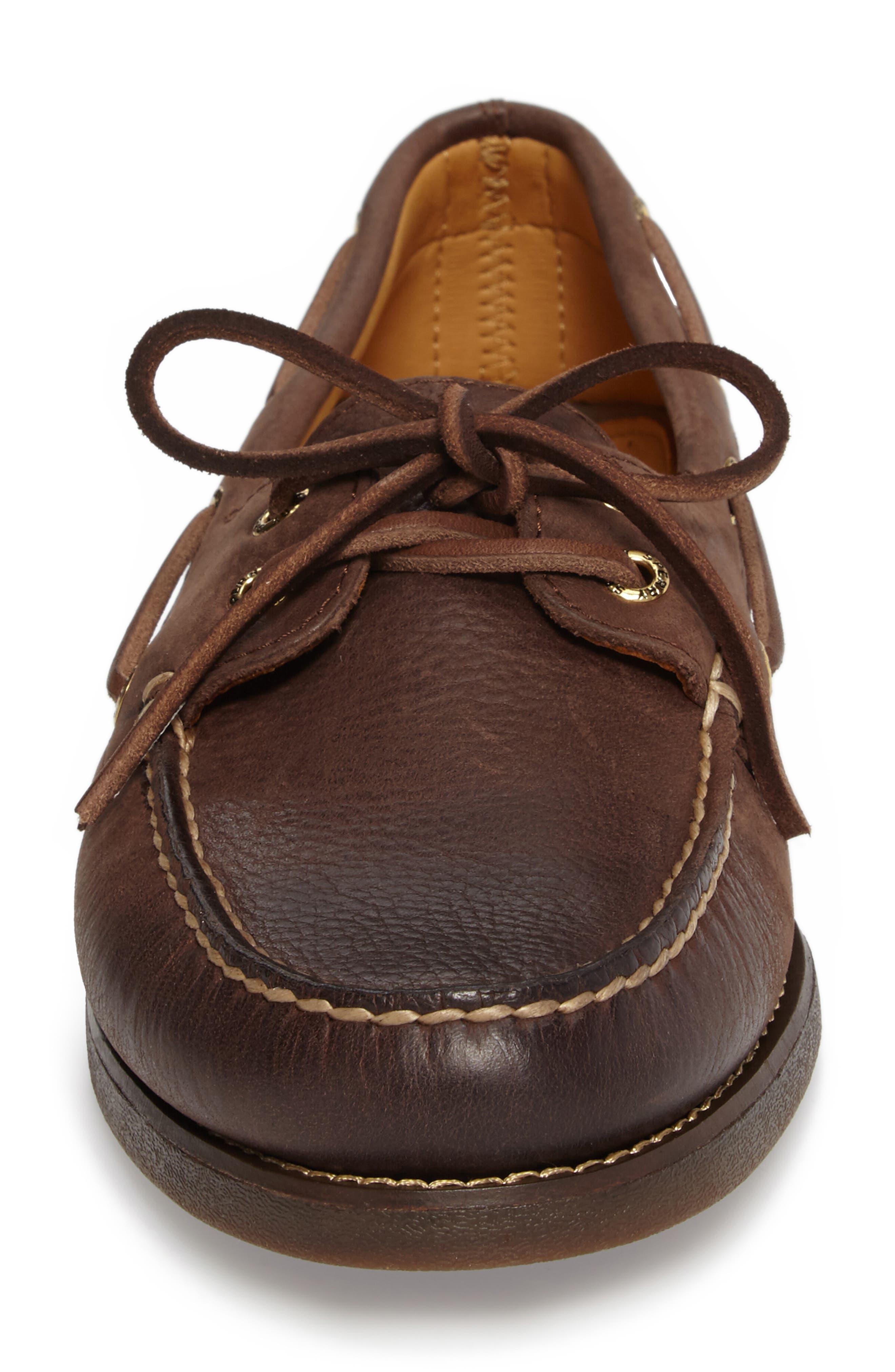 Alternate Image 4  - Sperry 'Gold Cup - Authentic Original' Boat Shoe (Men)