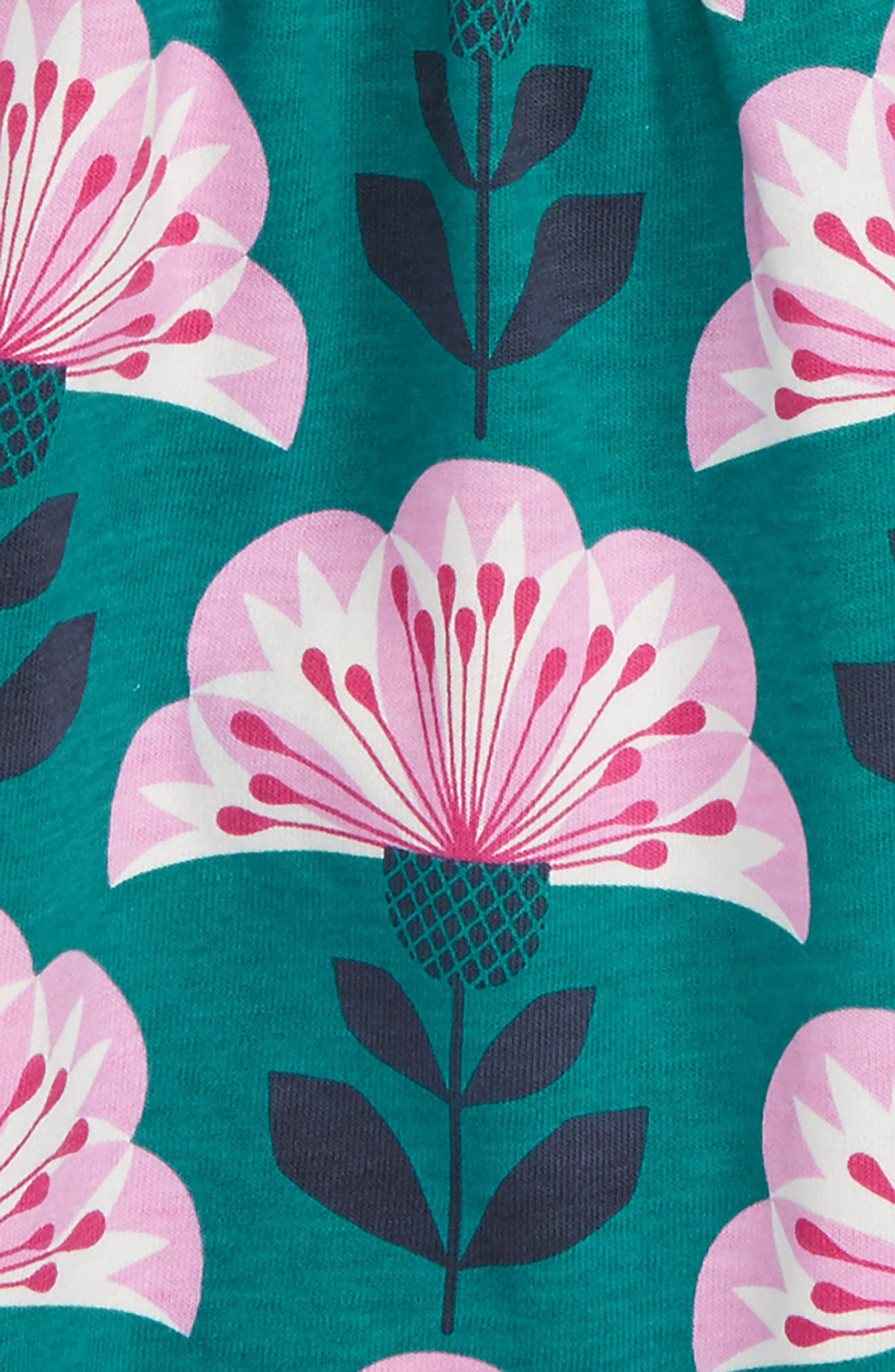 Alternate Image 2  - Tea Collection Double Decker Dress (Baby Girls)