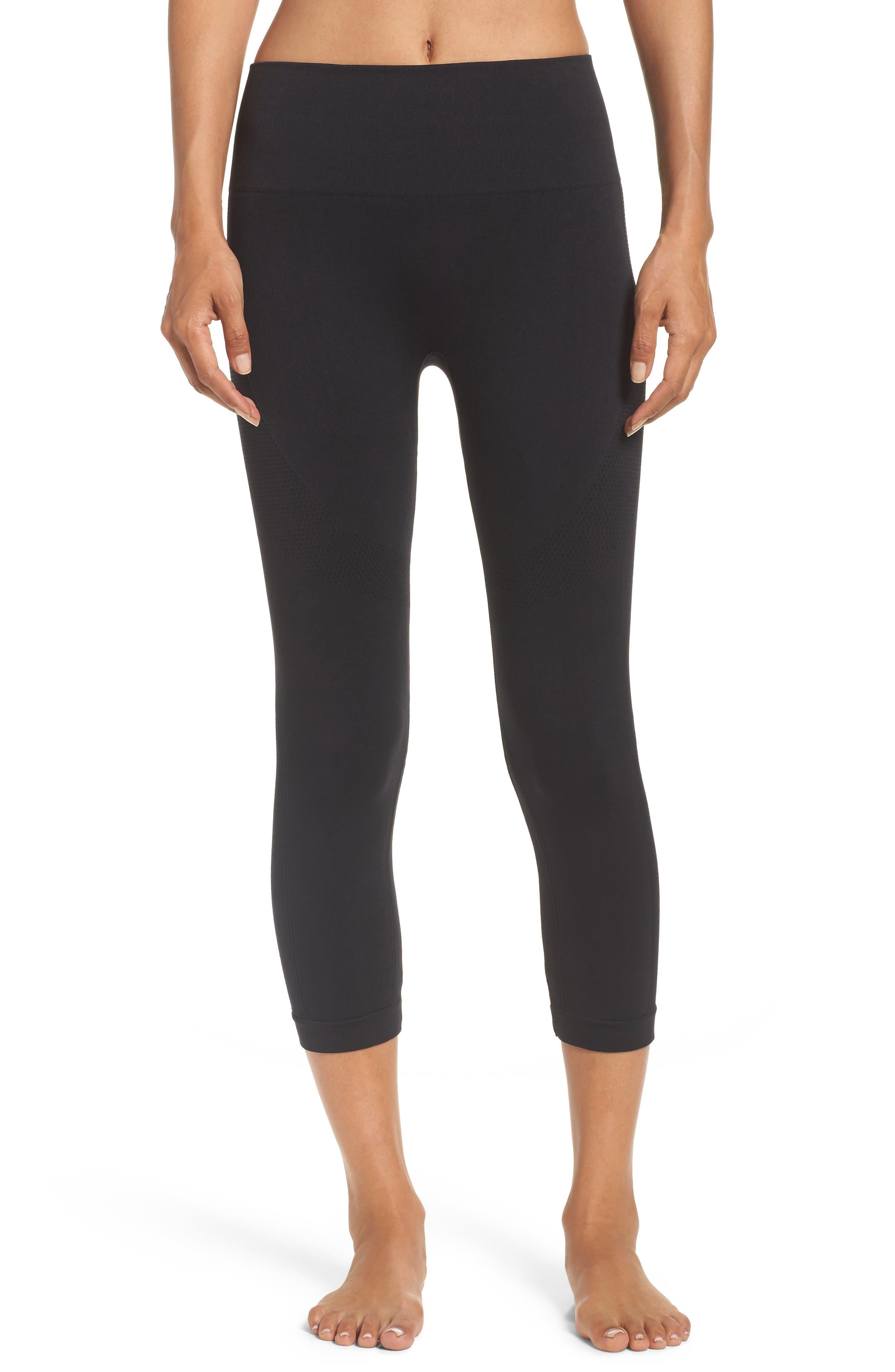 Climawear Set the Pace High Waist Capri Leggings