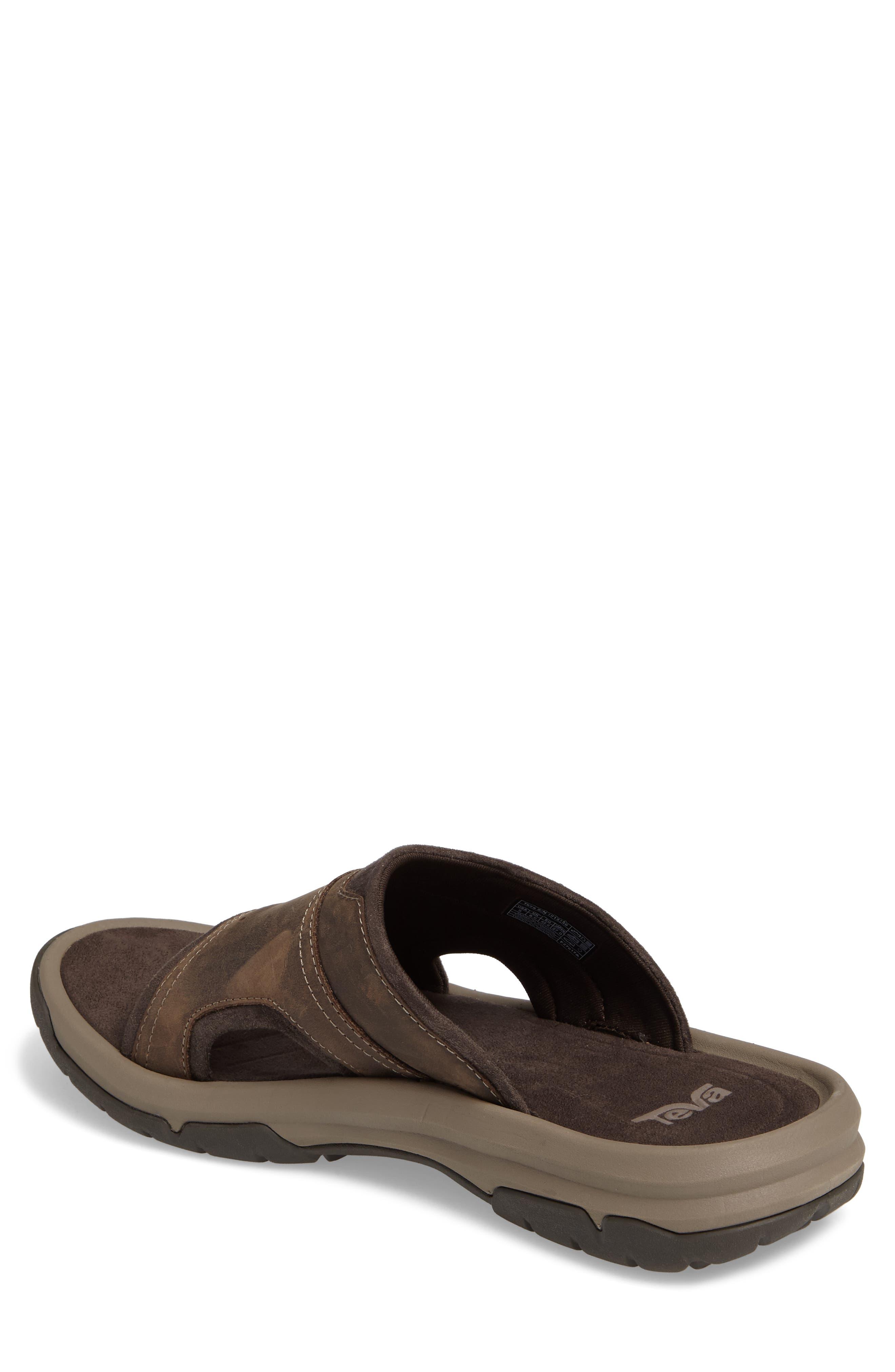 Alternate Image 2  - Teva Langdon Slide Sandal (Men)