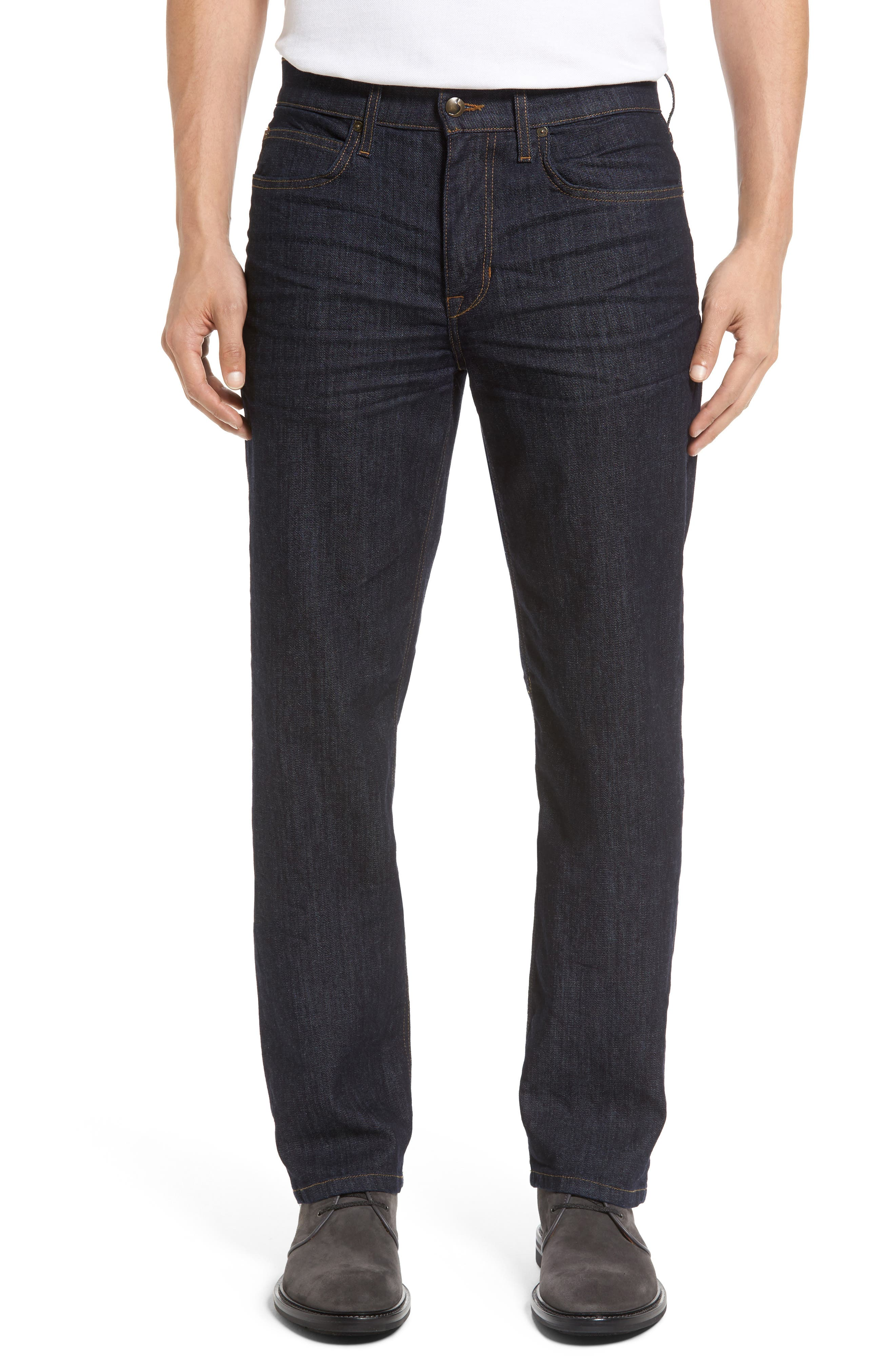 Alternate Image 1 Selected - Joe's Rebel Relaxed Fit Jeans (Roberts)