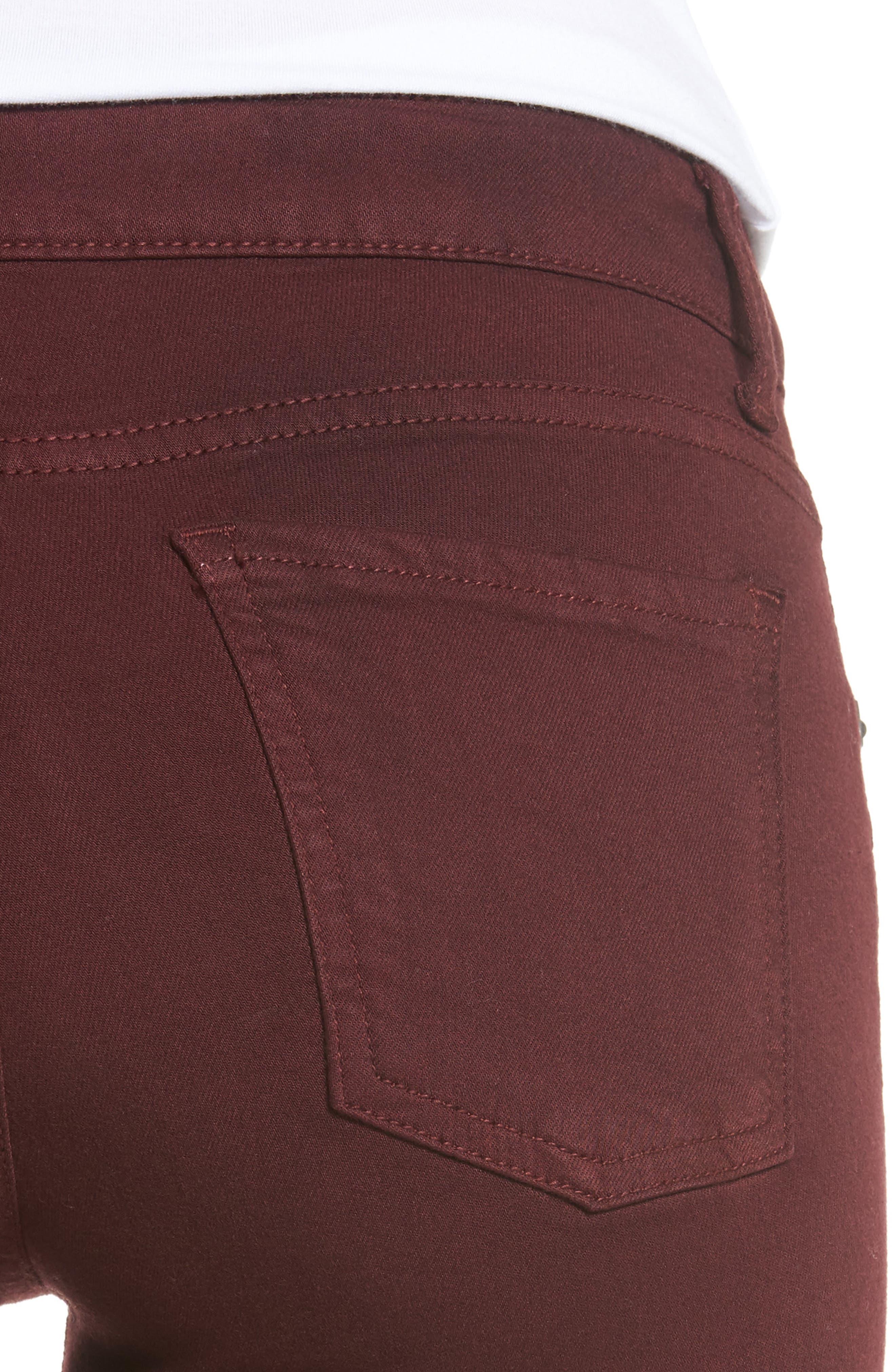 Alternate Image 4  - KUT from the Kloth Donna Skinny Jeans (Regular & Petite)
