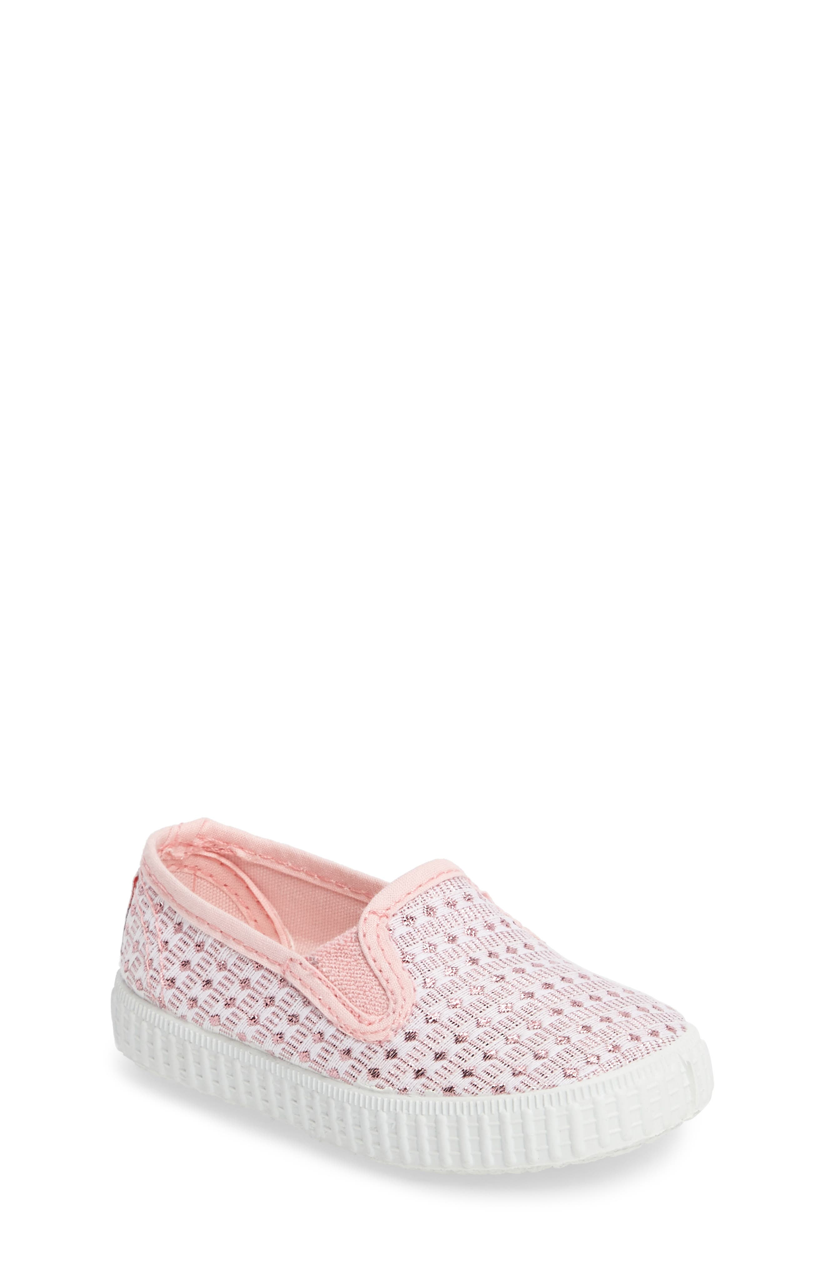 Cienta Slip-On Sneaker (Walker & Toddler)