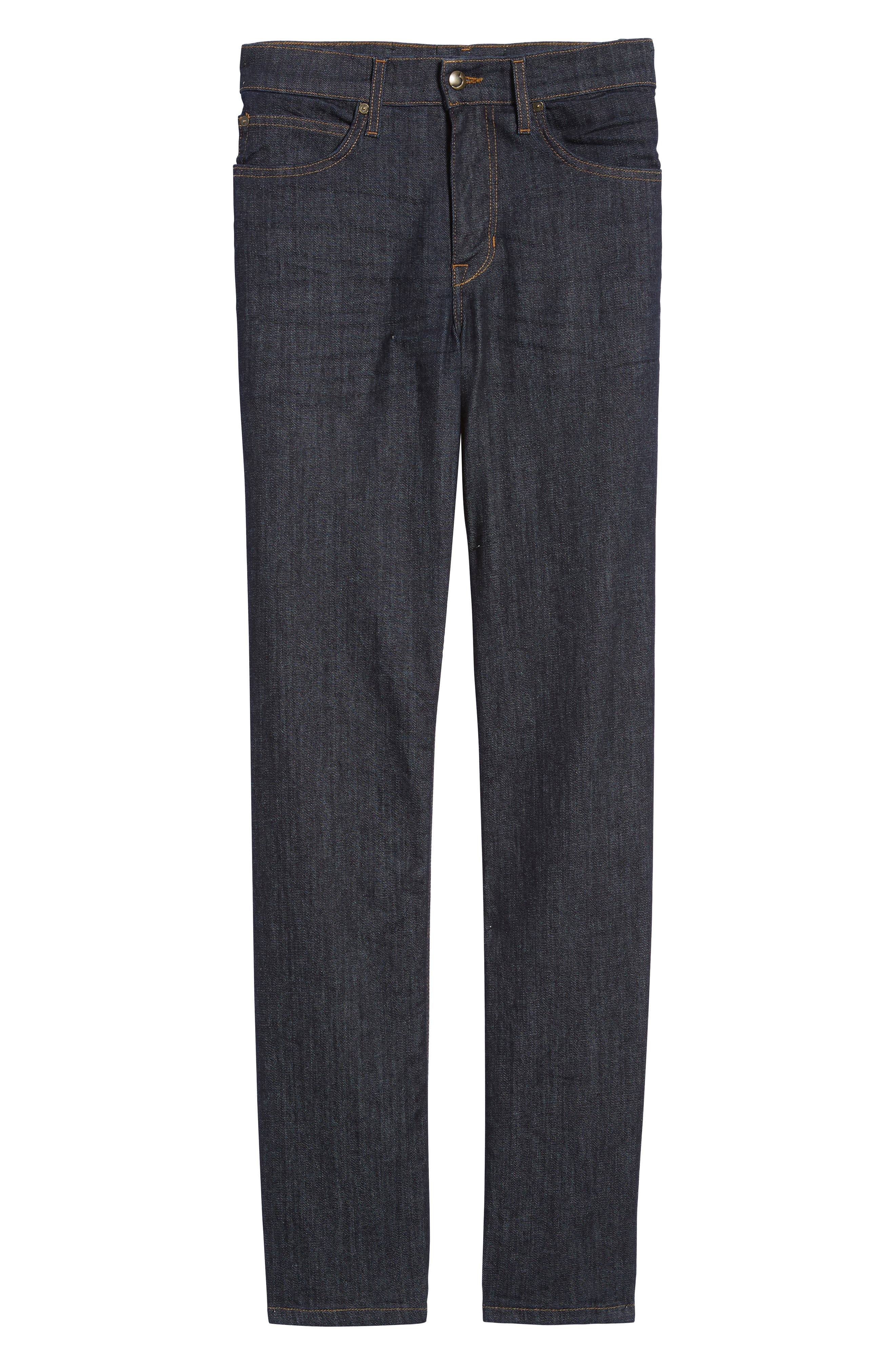 Alternate Image 6  - Joe's Rebel Relaxed Fit Jeans (Roberts)
