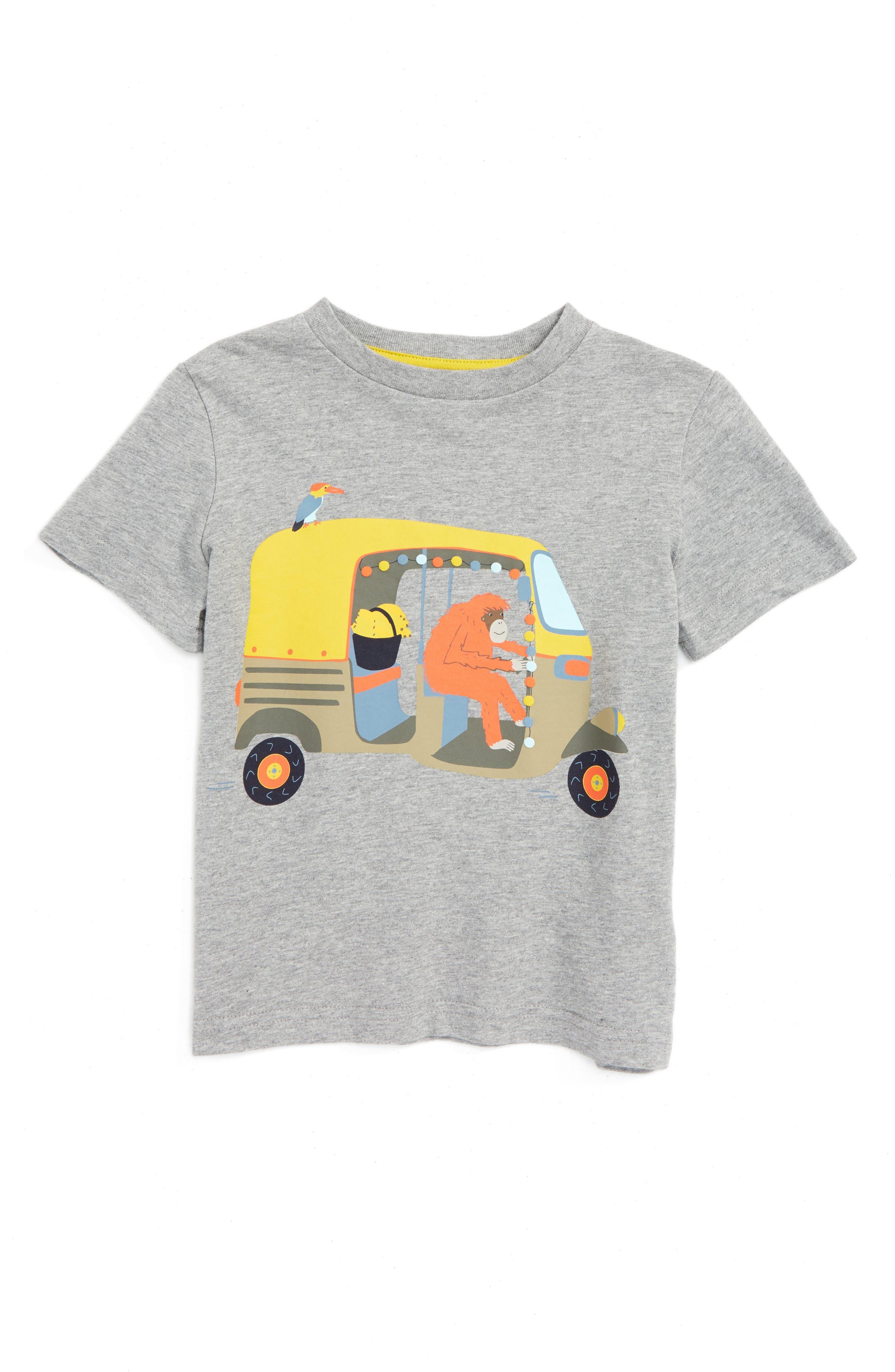 MINI BODEN Animal Antics T-Shirt
