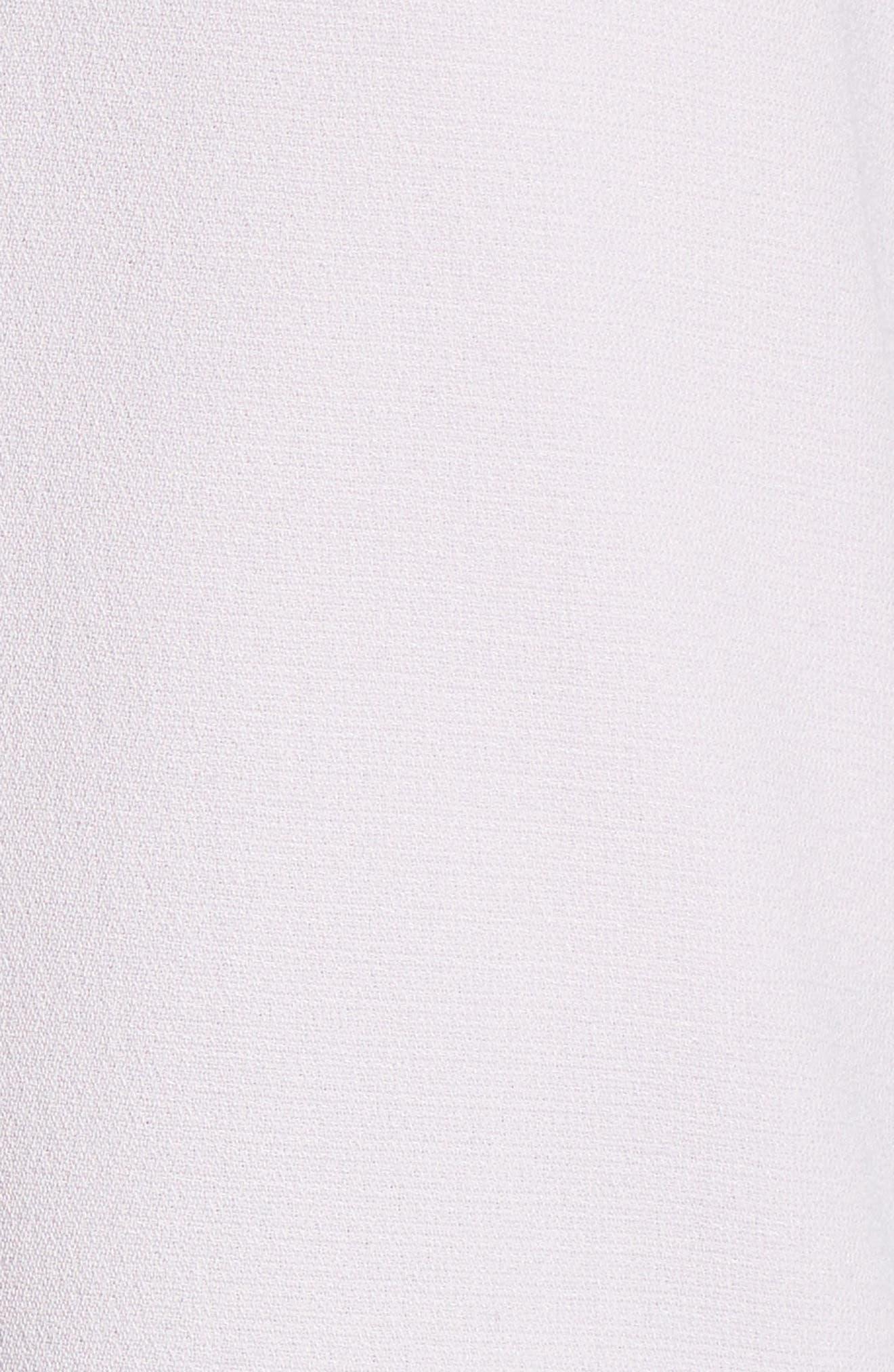 Alternate Image 5  - Mural 'Curve' Open Front Shawl Collar Blazer