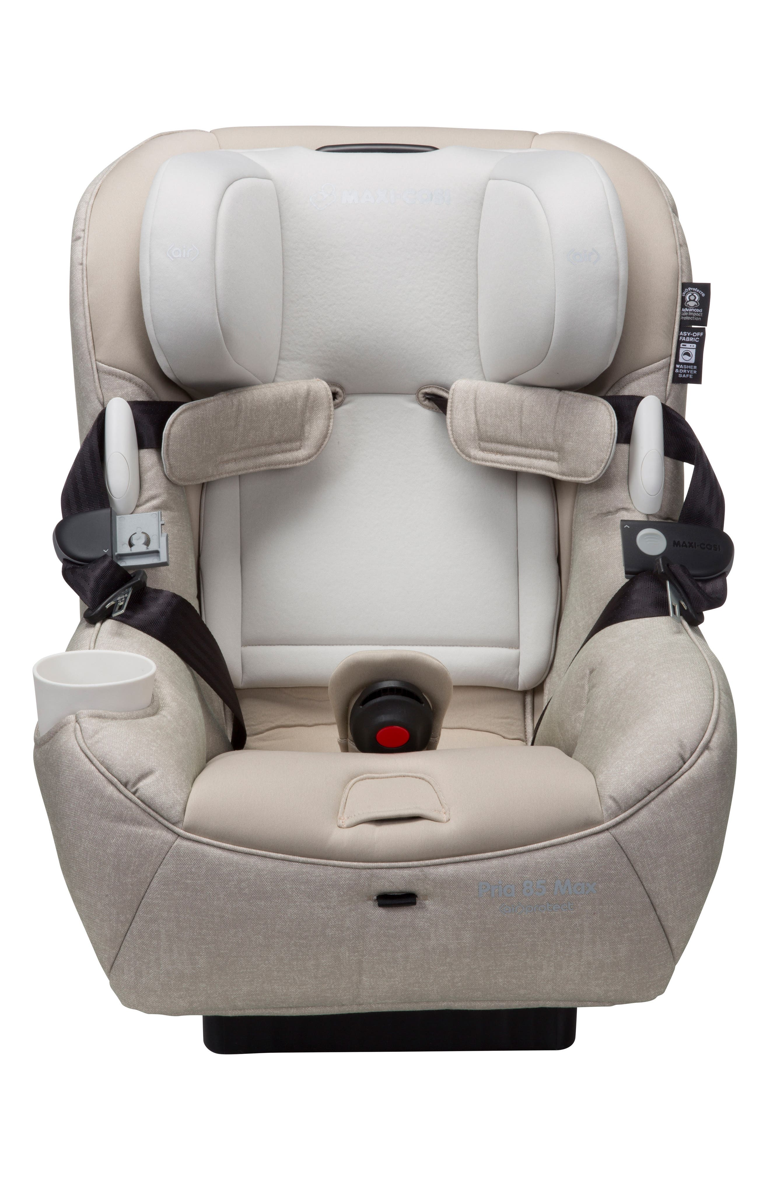 Pria<sup>™</sup> 85 Max Nomad Collection Convertible Car Seat,                             Alternate thumbnail 2, color,                             Nomad Sand