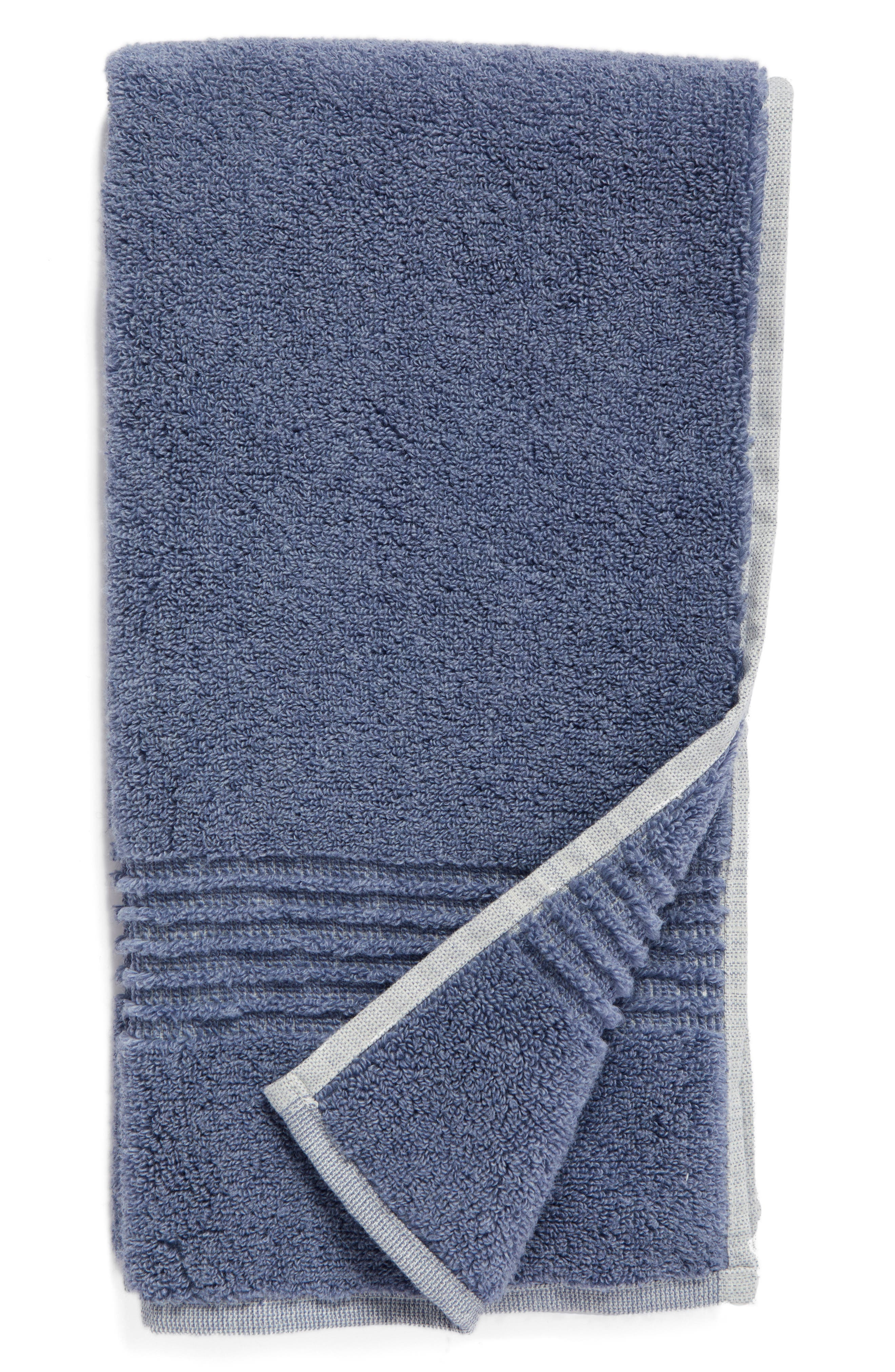 Nordstrom at Home Organic Hydrocotton Heathered Hand Towel (2 for $32)