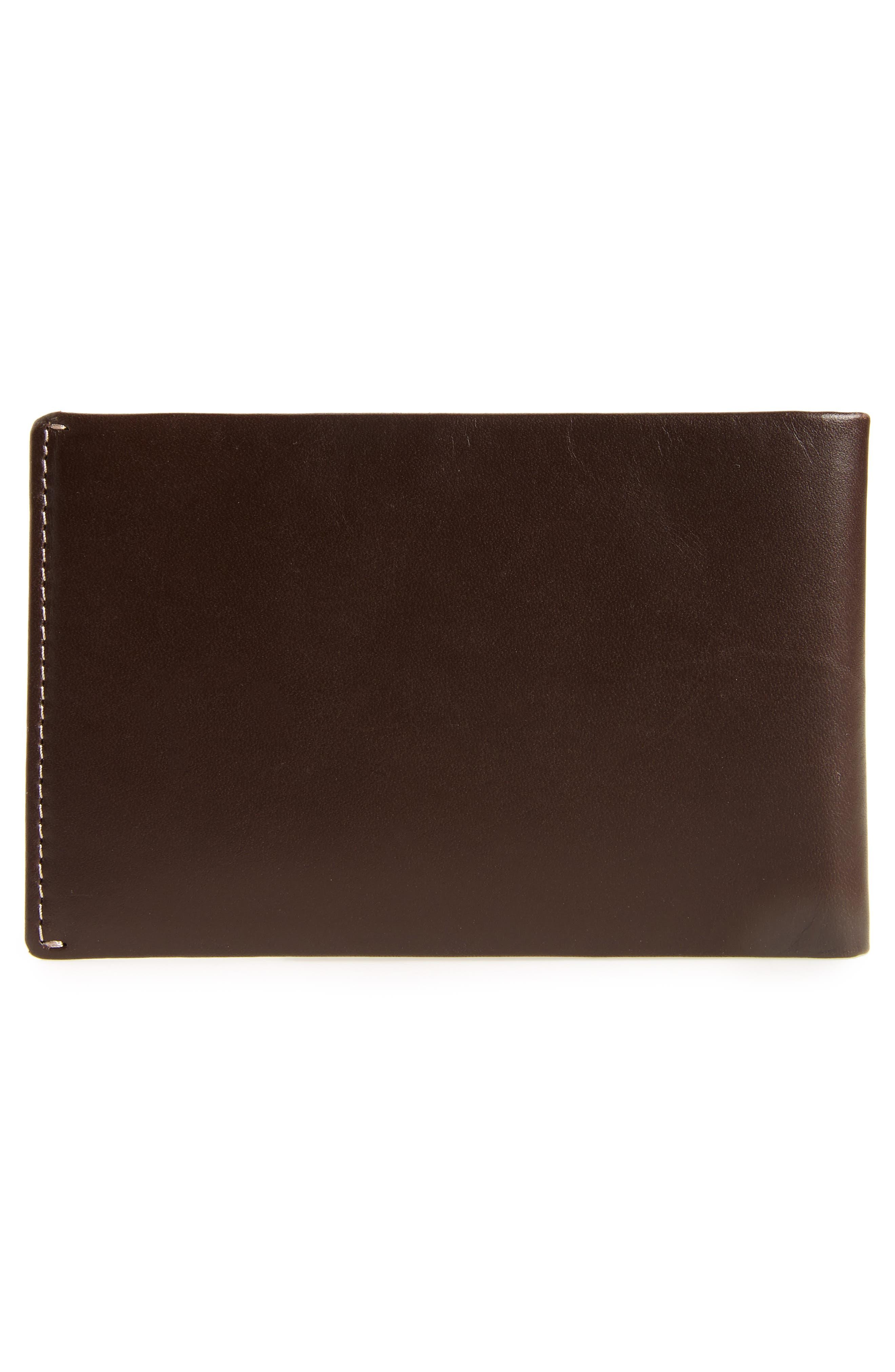 RFID Travel Wallet,                             Alternate thumbnail 3, color,                             Java