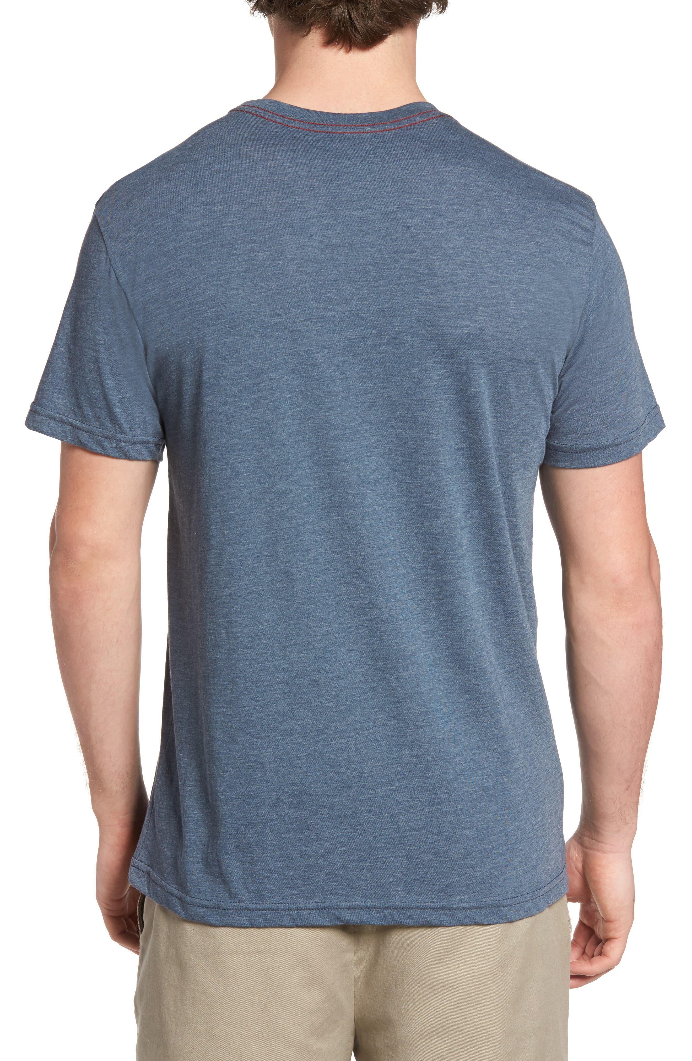 Alternate Image 2  - RVCA Gradient Logo Graphic T-Shirt
