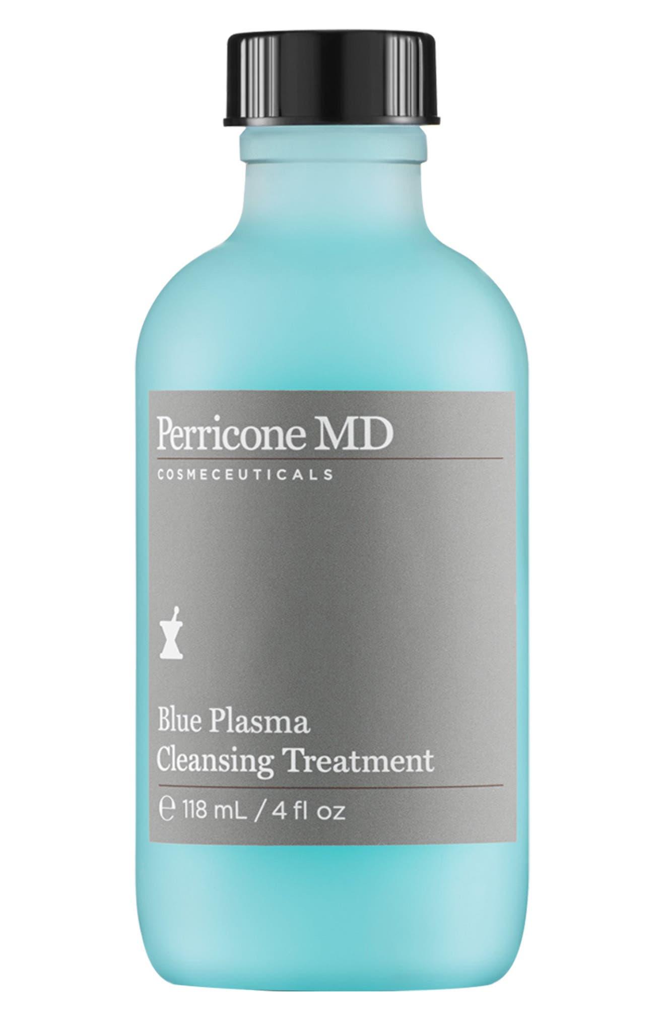 Blue Plasma Cleansing Treatment,                         Main,                         color, No Color