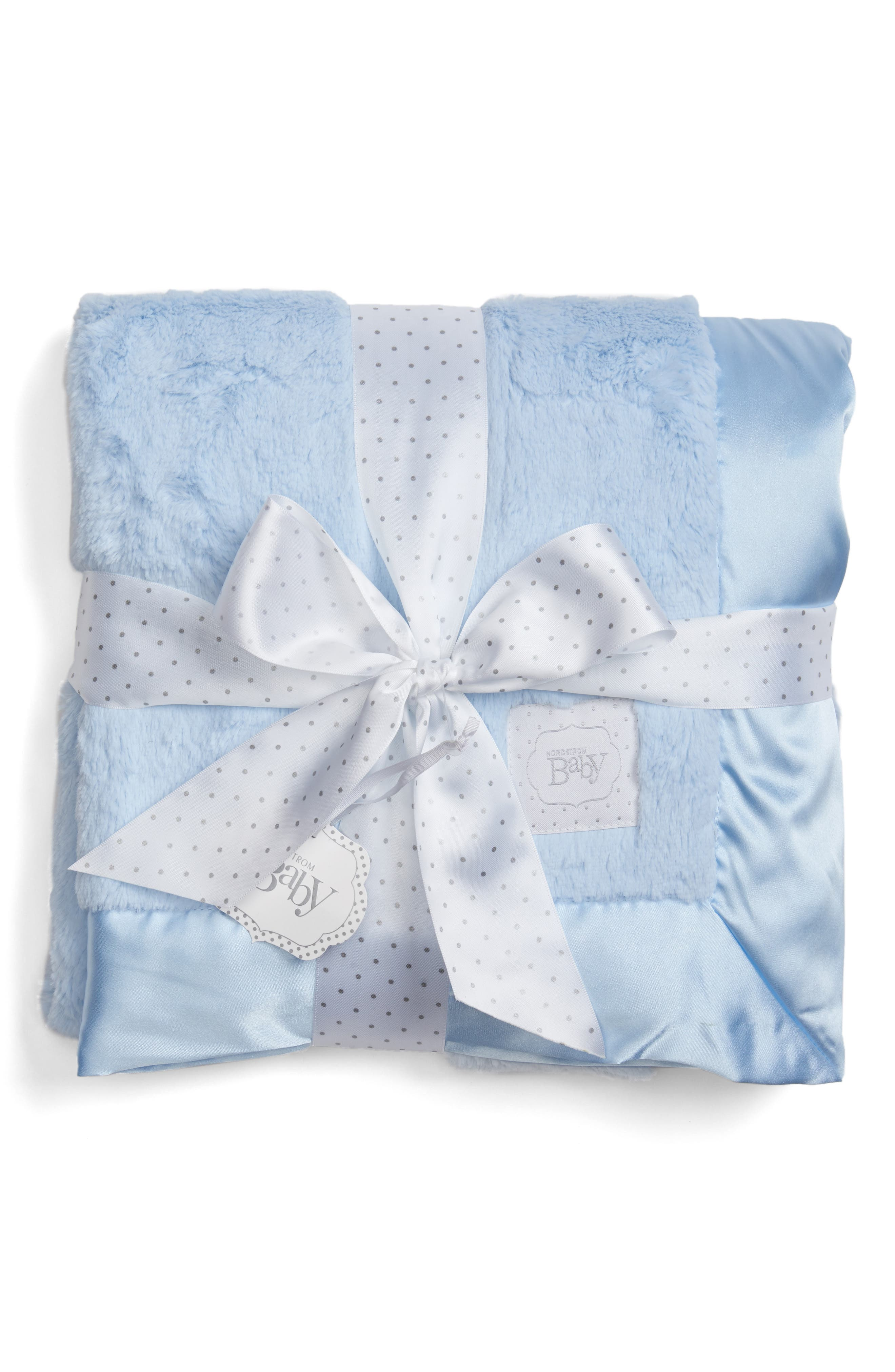 Nordstrom Baby Luxe Plush Blanket