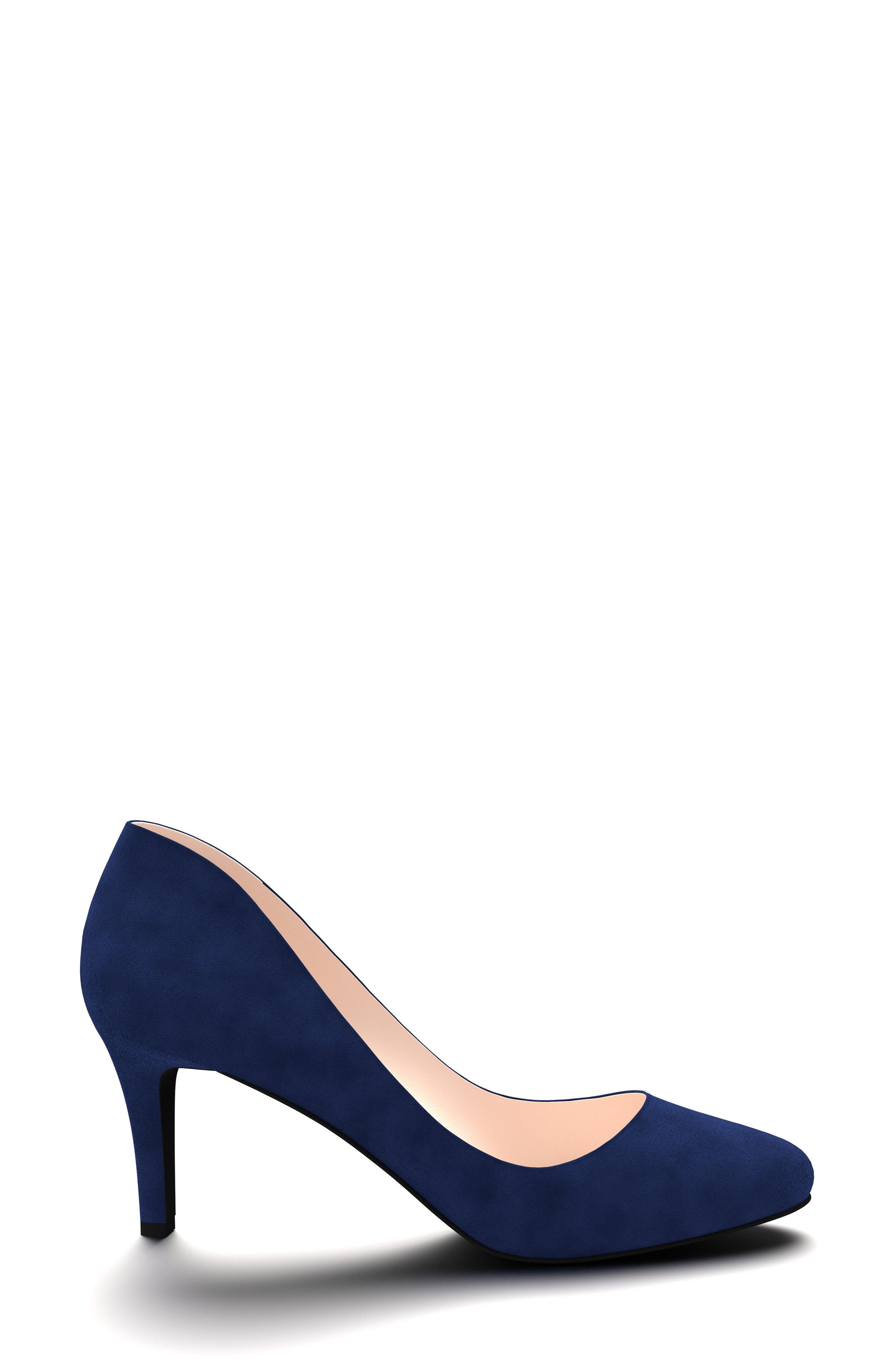 Alternate Image 2  - Shoes of Prey Round Toe Pump (Women)