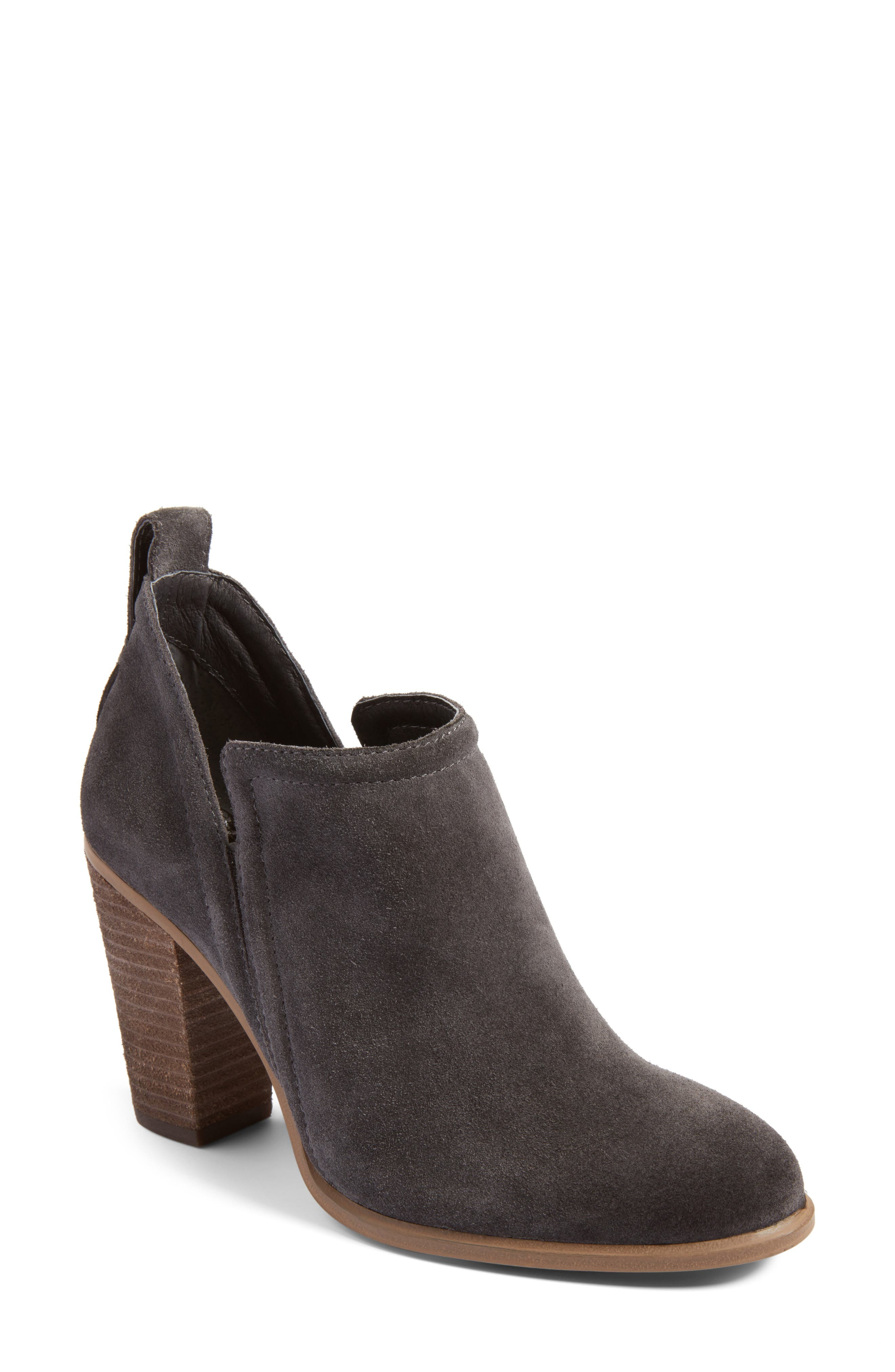 Francia Bootie,                         Main,                         color, Granite Peak