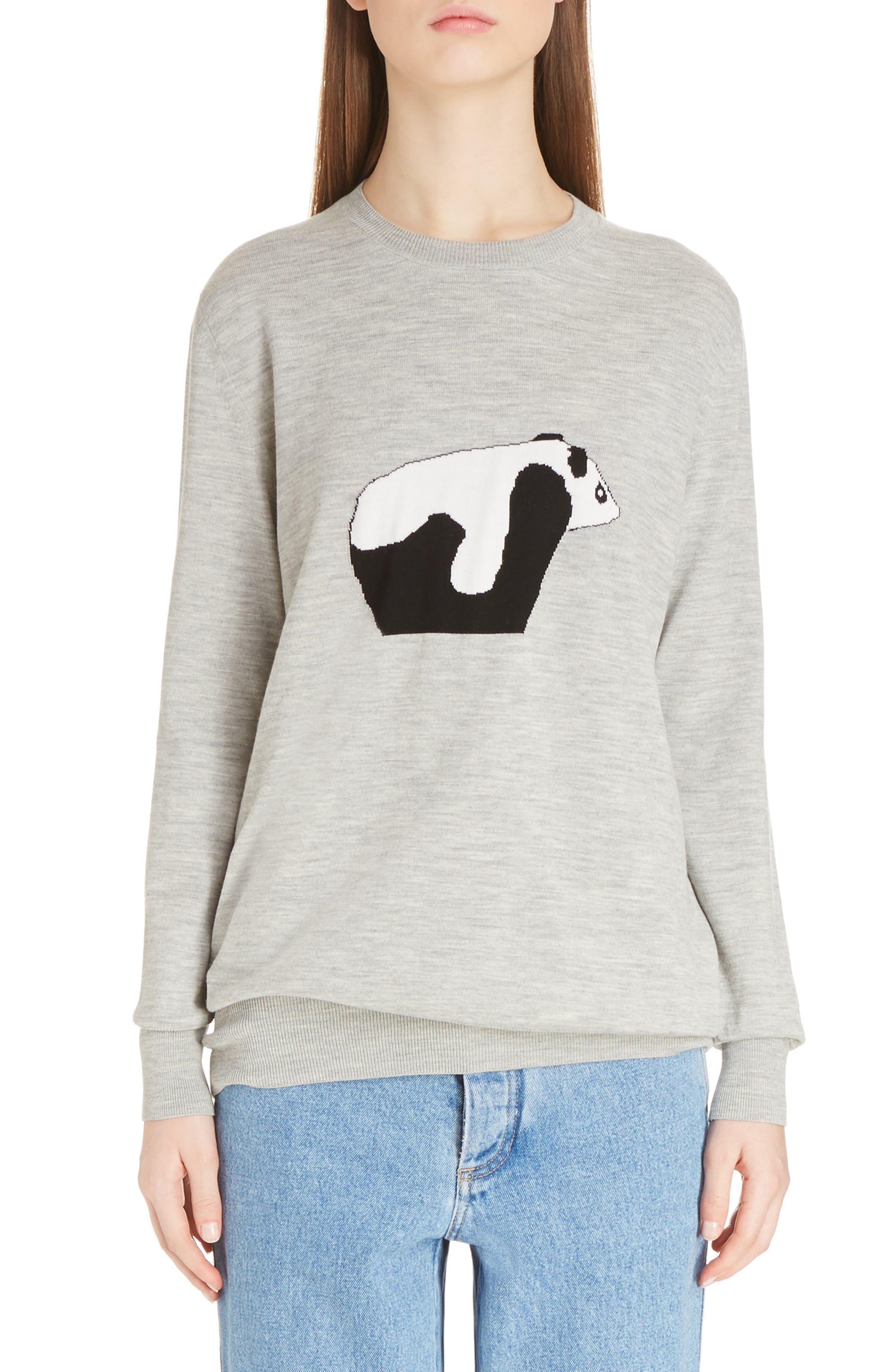 Loewe Panda Wool Sweater
