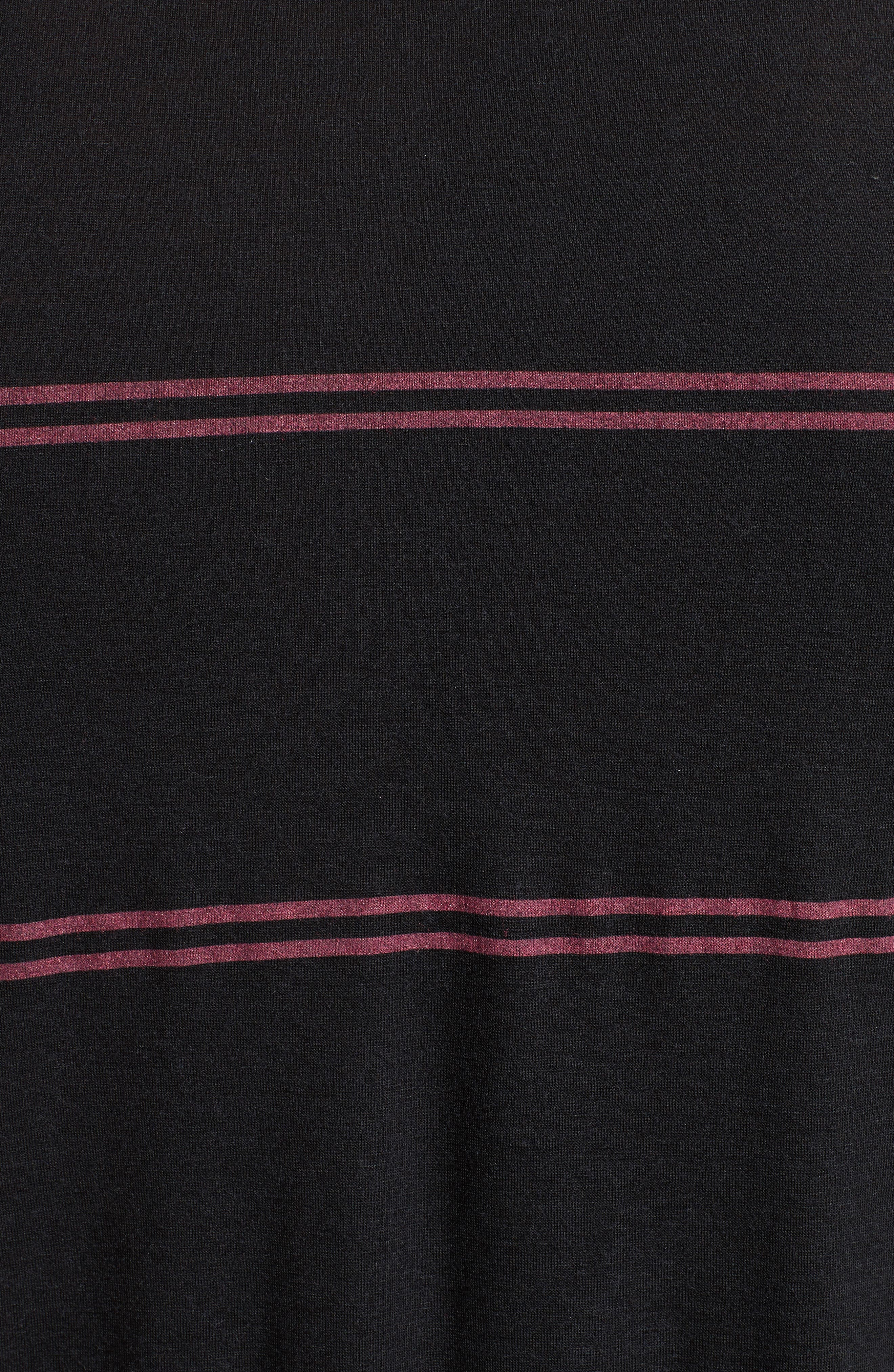Alternate Image 5  - The Kooples Stripe T-Shirt