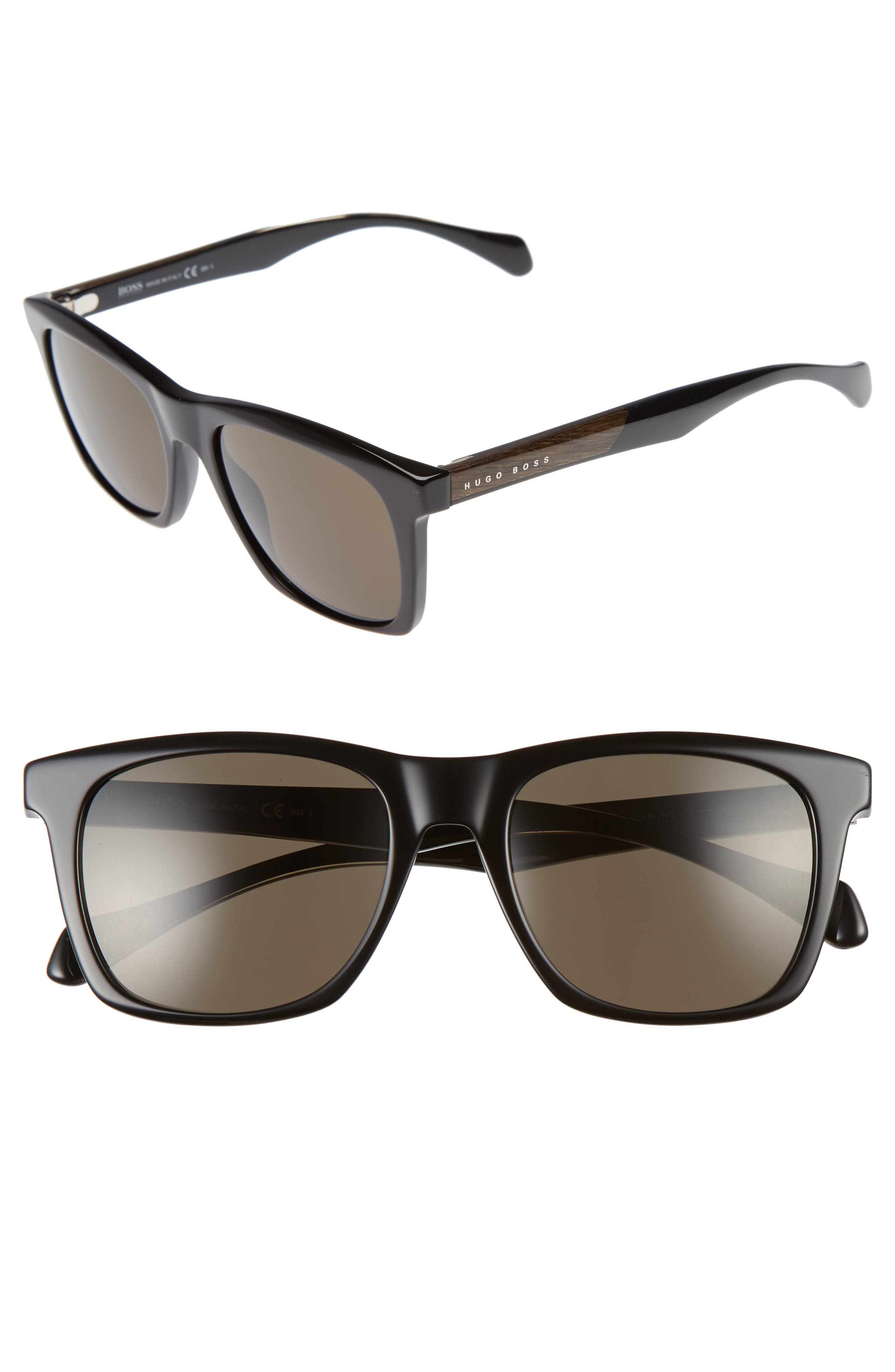 Main Image - BOSS 53mm Sunglasses