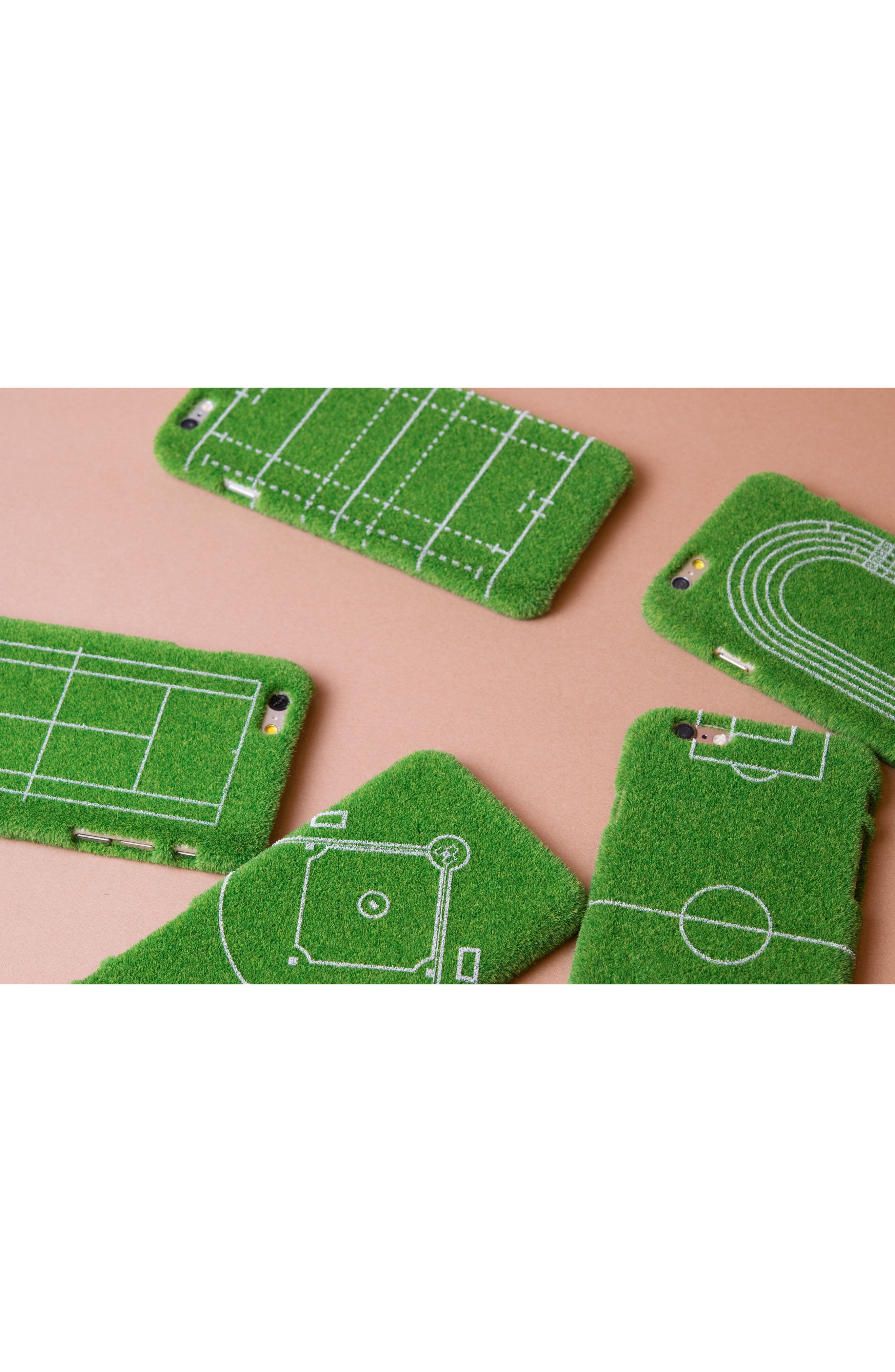 Alternate Image 3  - Shibaful Super Bowl Portable Park iPhone 7 & iPhone 7 Plus Case