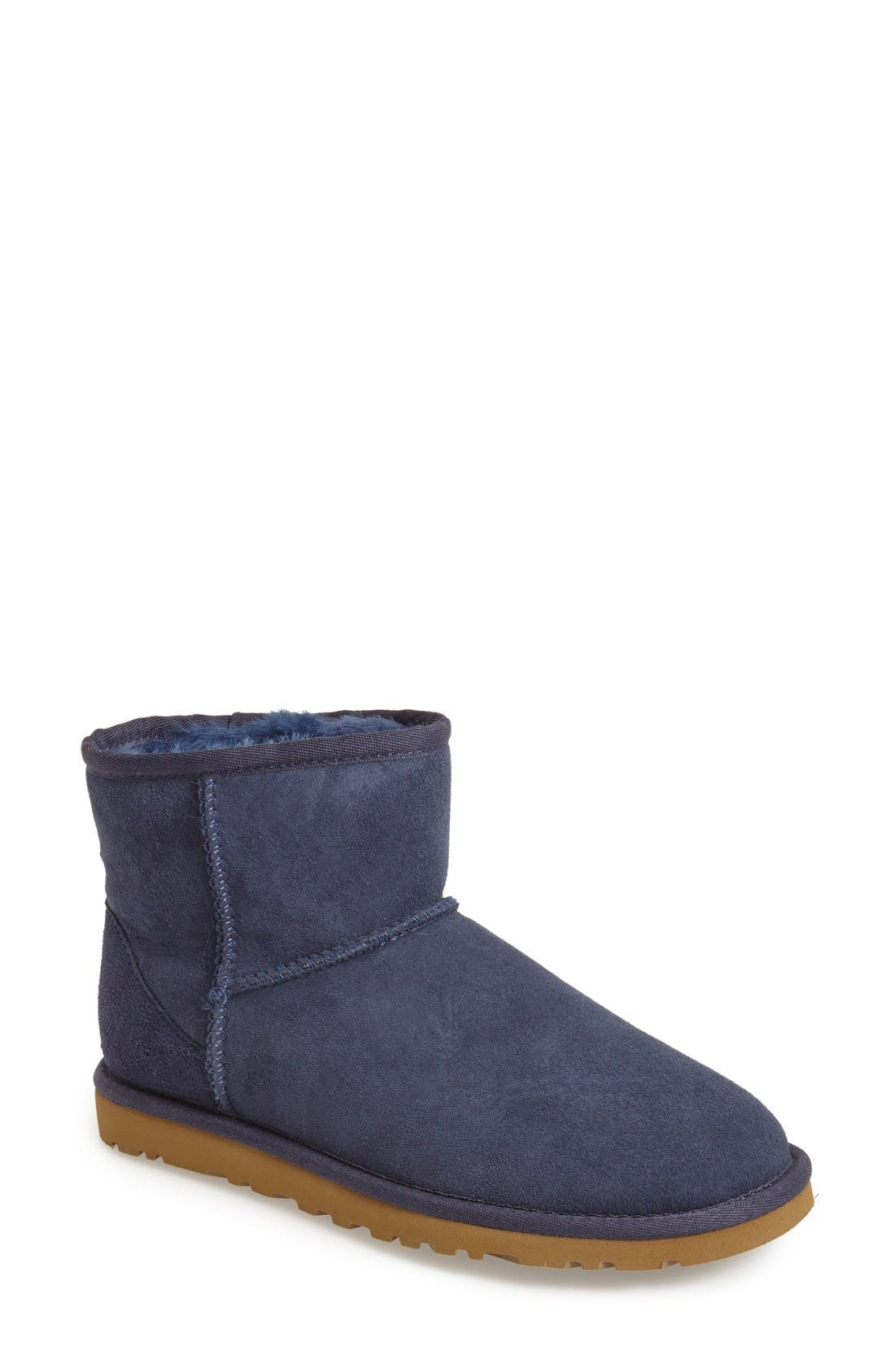 Alternate Image 1 Selected - UGG® Classic Mini Boot (Women)