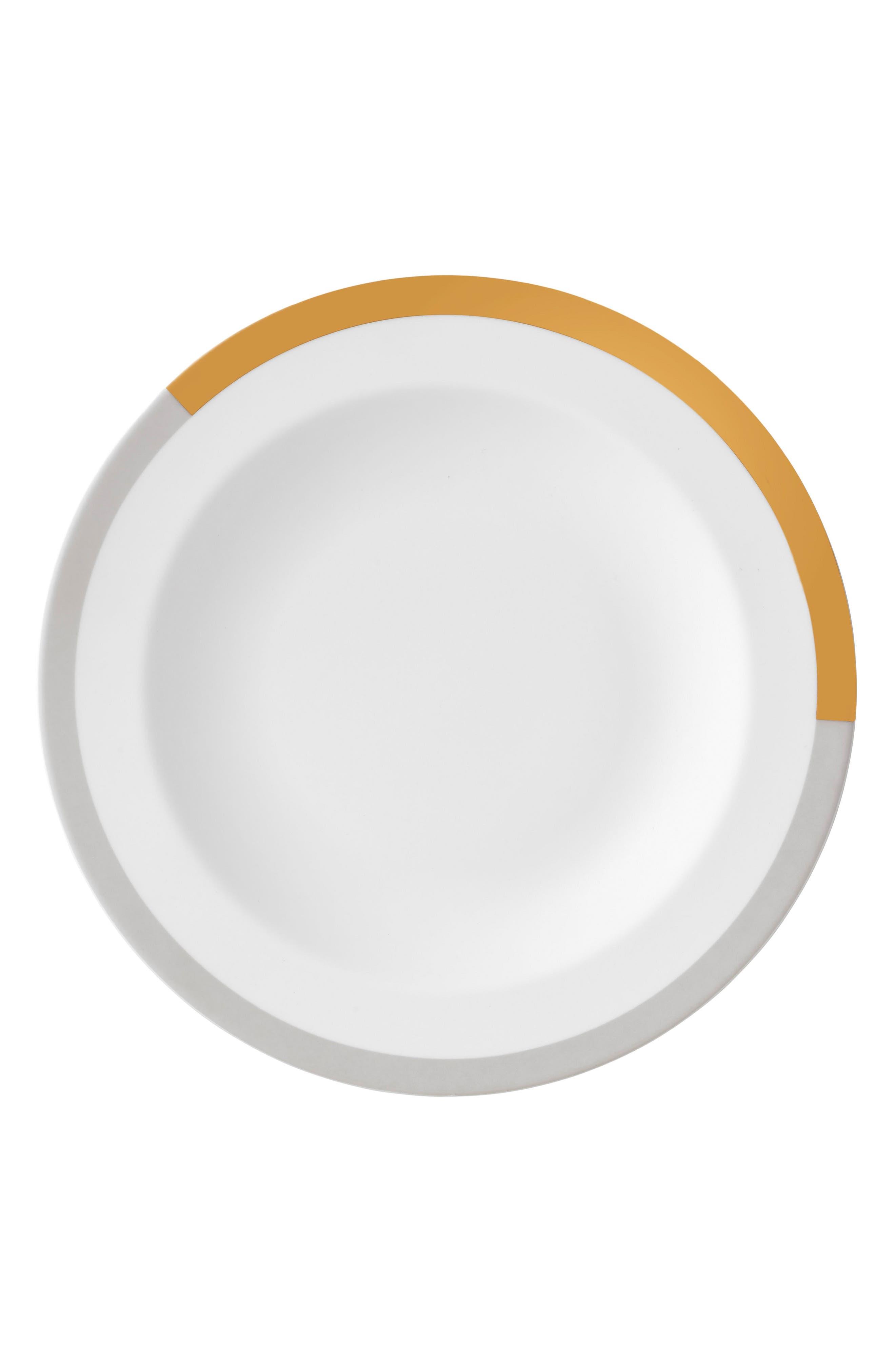 x Wedgwood Castillon Bone China Soup Bowl,                         Main,                         color, White